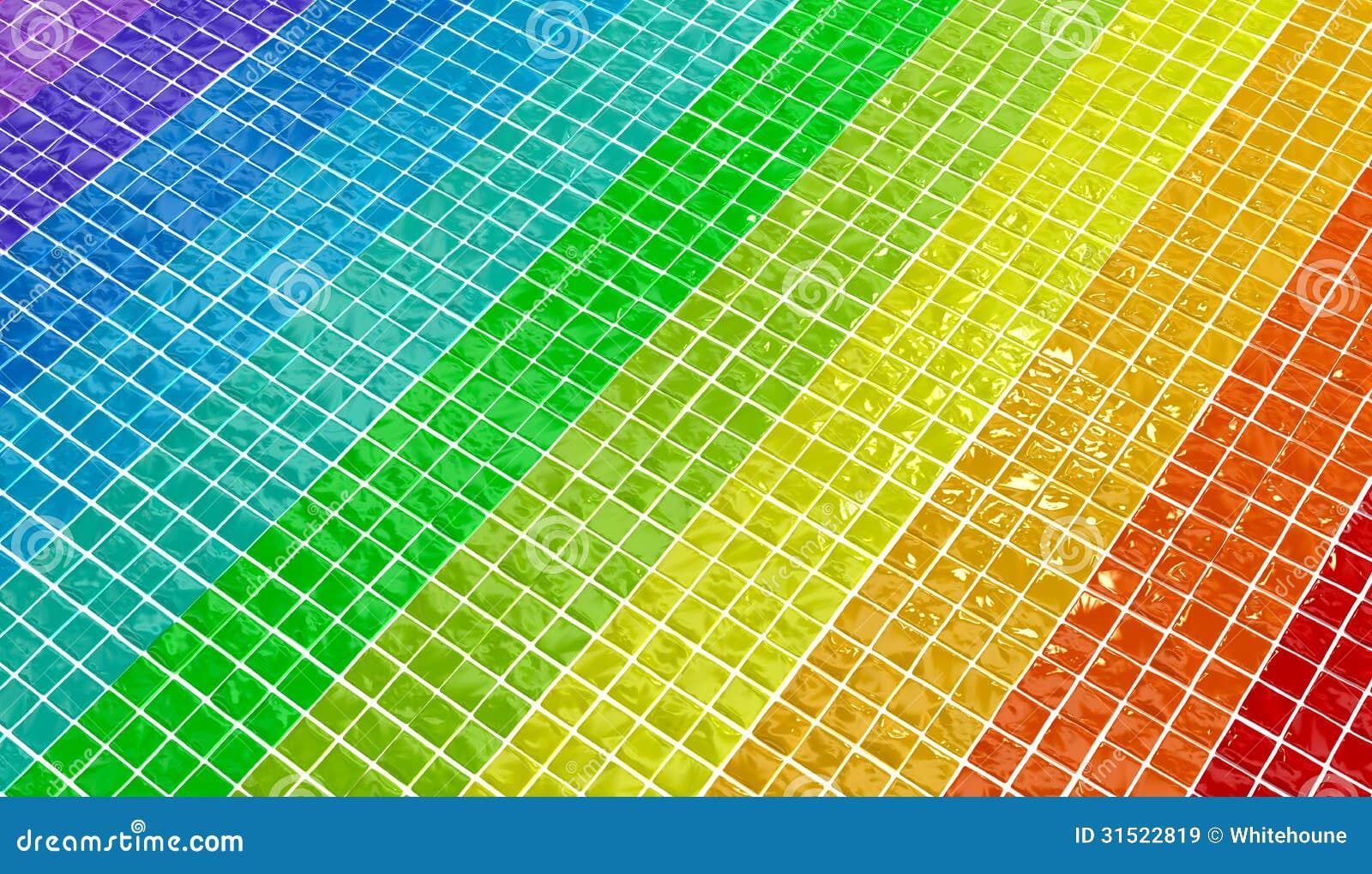 Ceramic tiles background stock illustration. Illustration of ...
