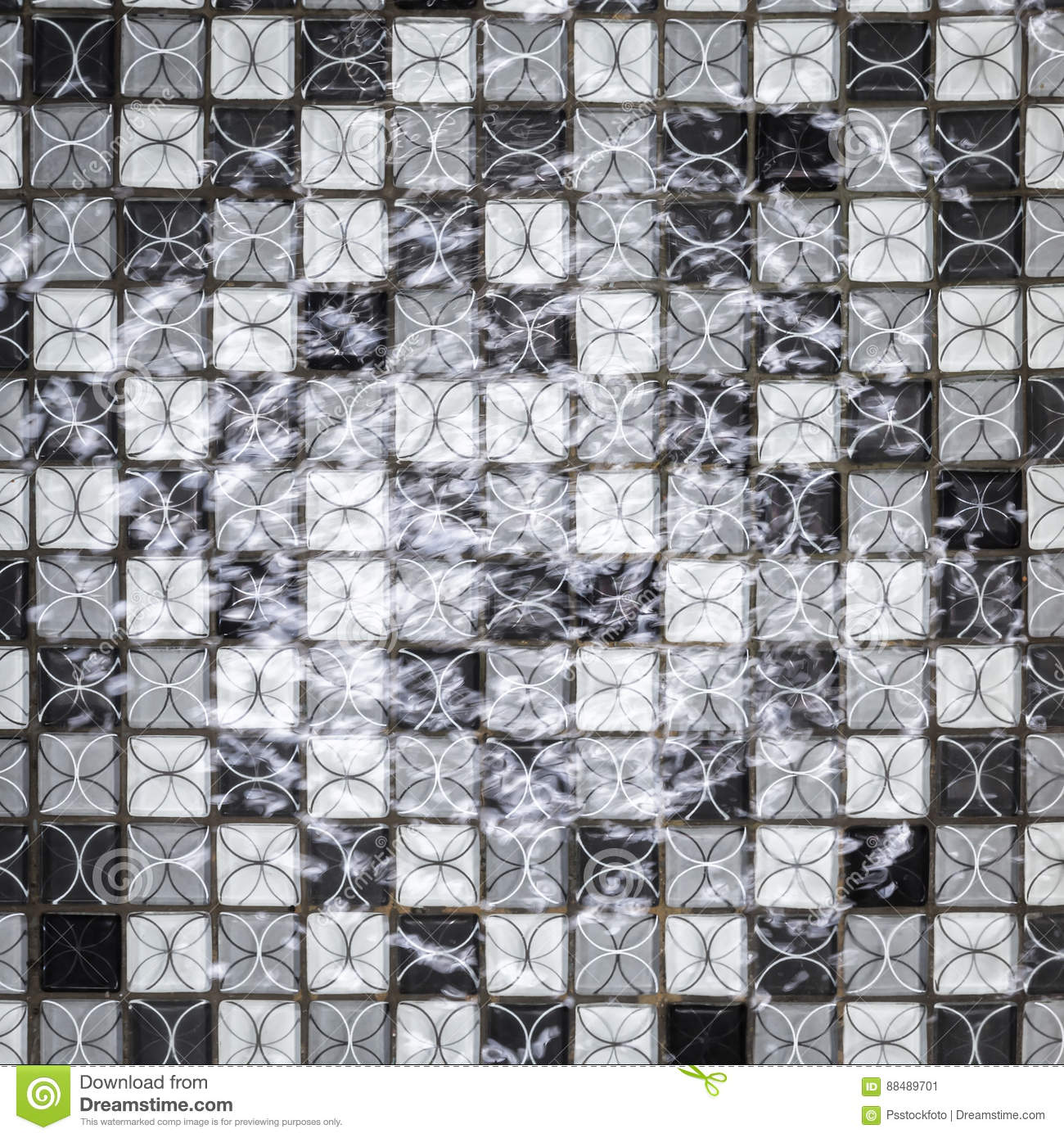 Ceramic Tiles Stock Image Image Of Square Tile Texture 88489701