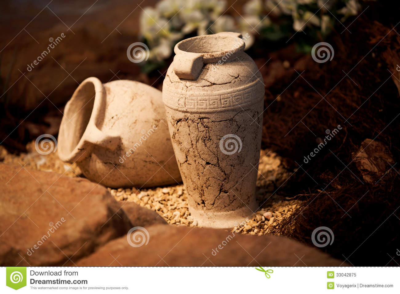 Ceramic vases clay jugs decoration and craft stock image image royalty free stock photo reviewsmspy