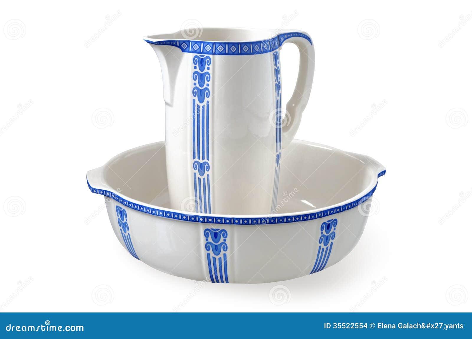 Ceramic Ware Stock Images Image 35522554