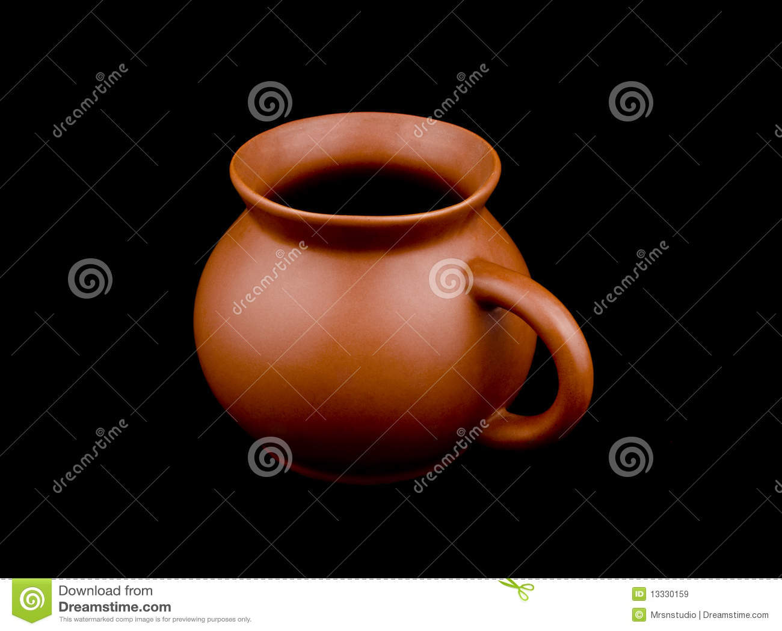 Ceramiczna filiżanka