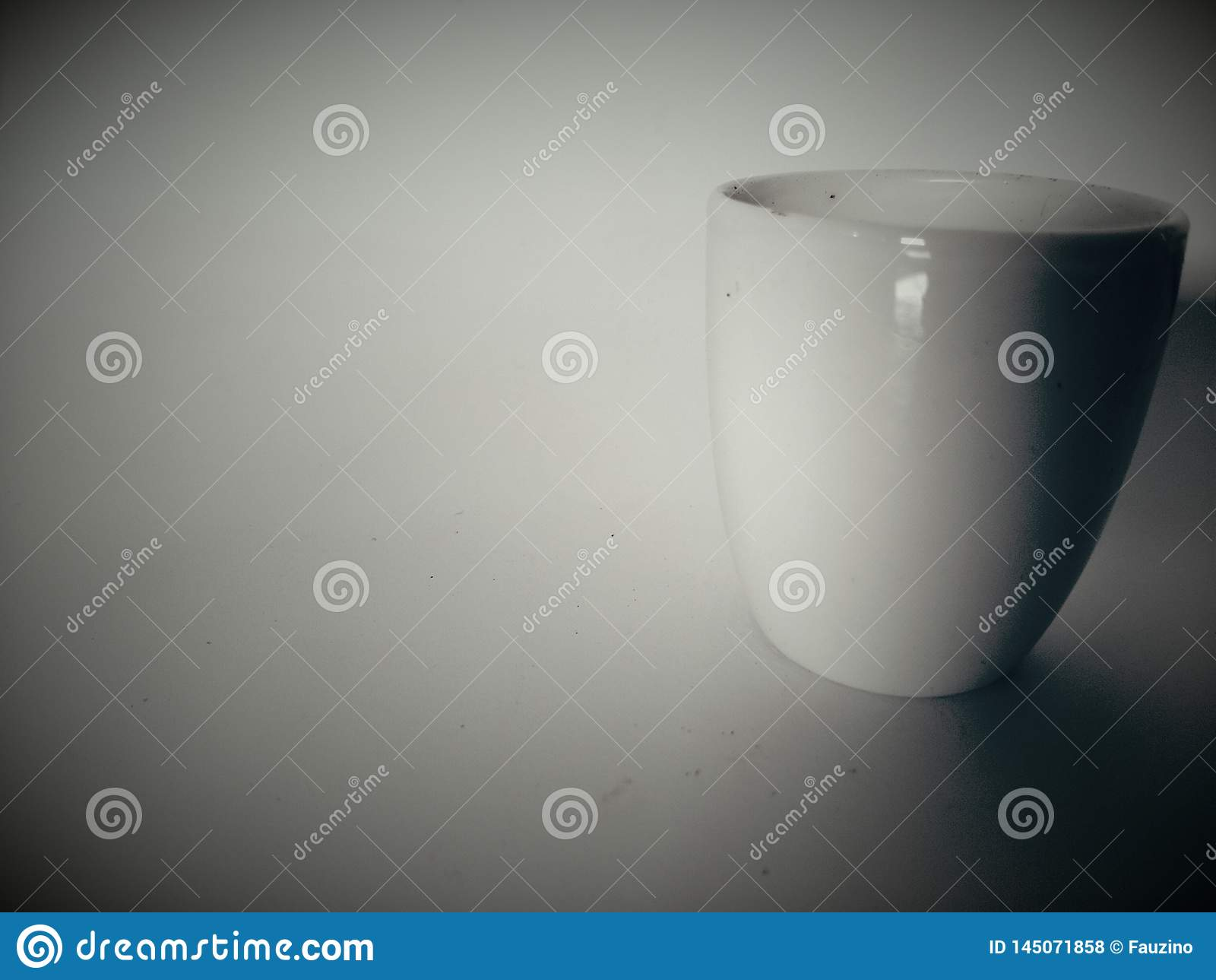 Ceramiczni szklani tapet słowa