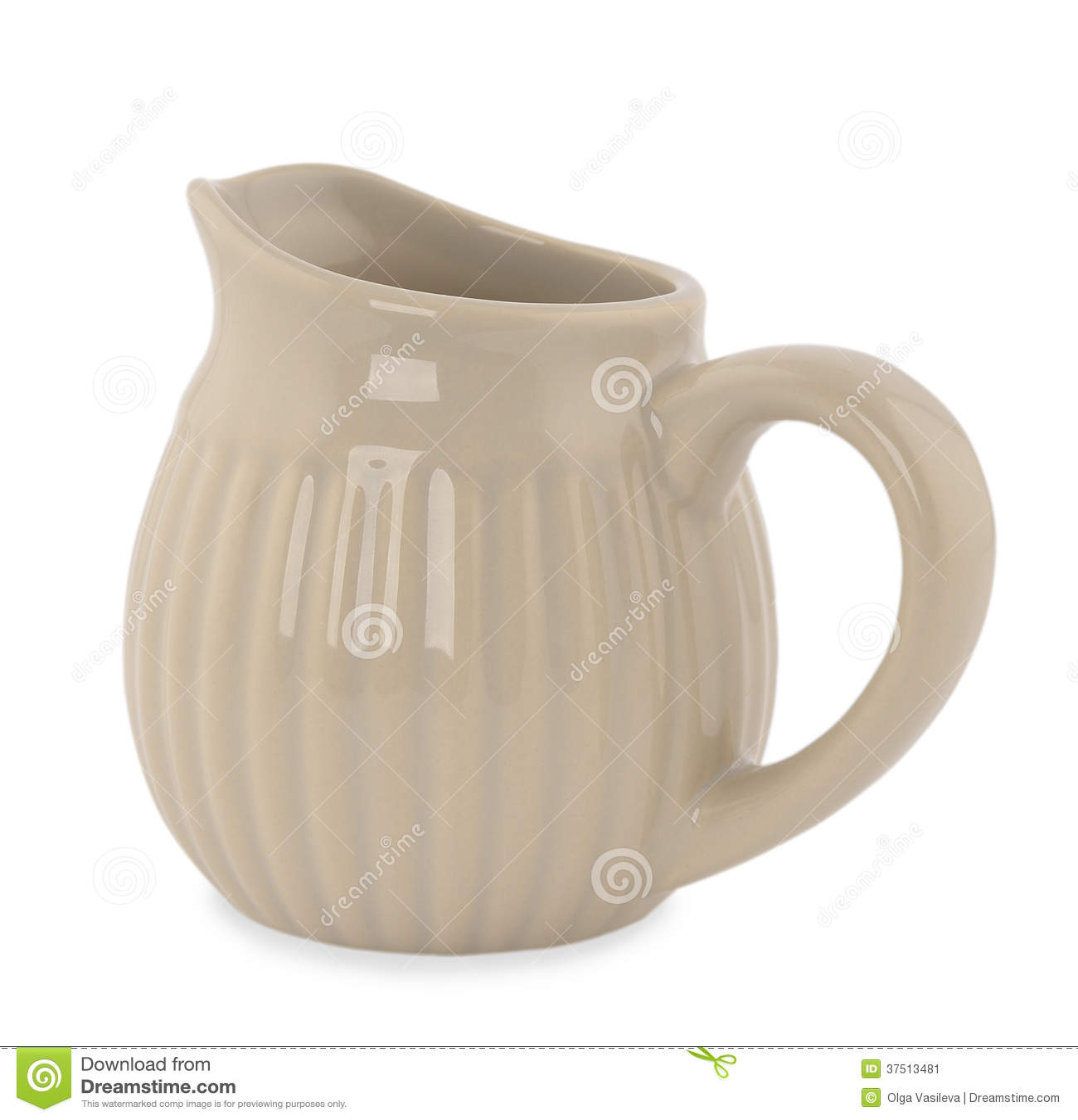 Ceramiczny dzbanek
