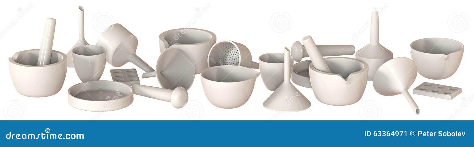 Ceramiczny labware