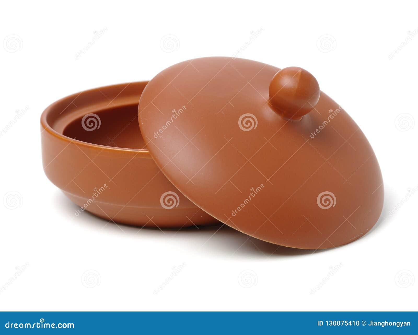 Ceramiczny otwiera garnek