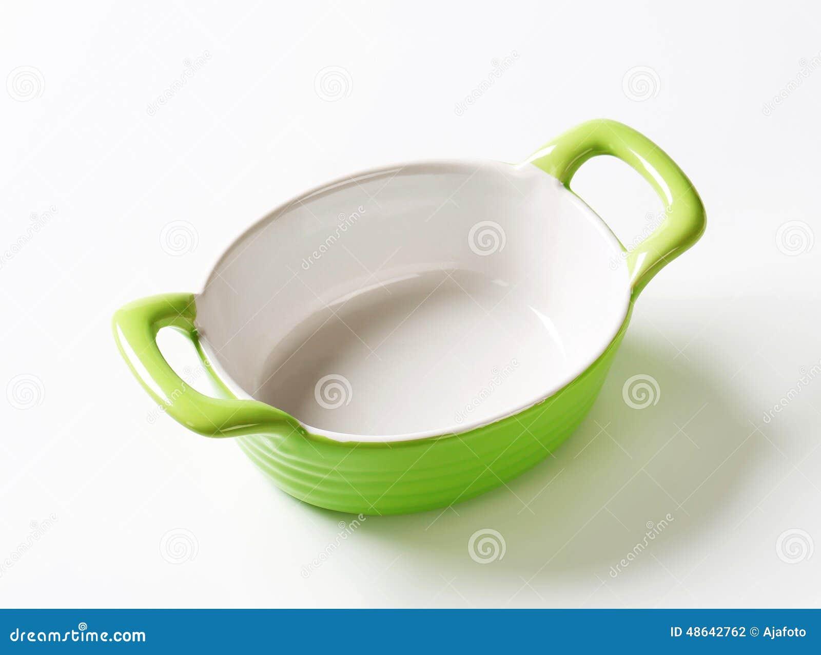 Ceramiczny Owalny pieczenia naczynie