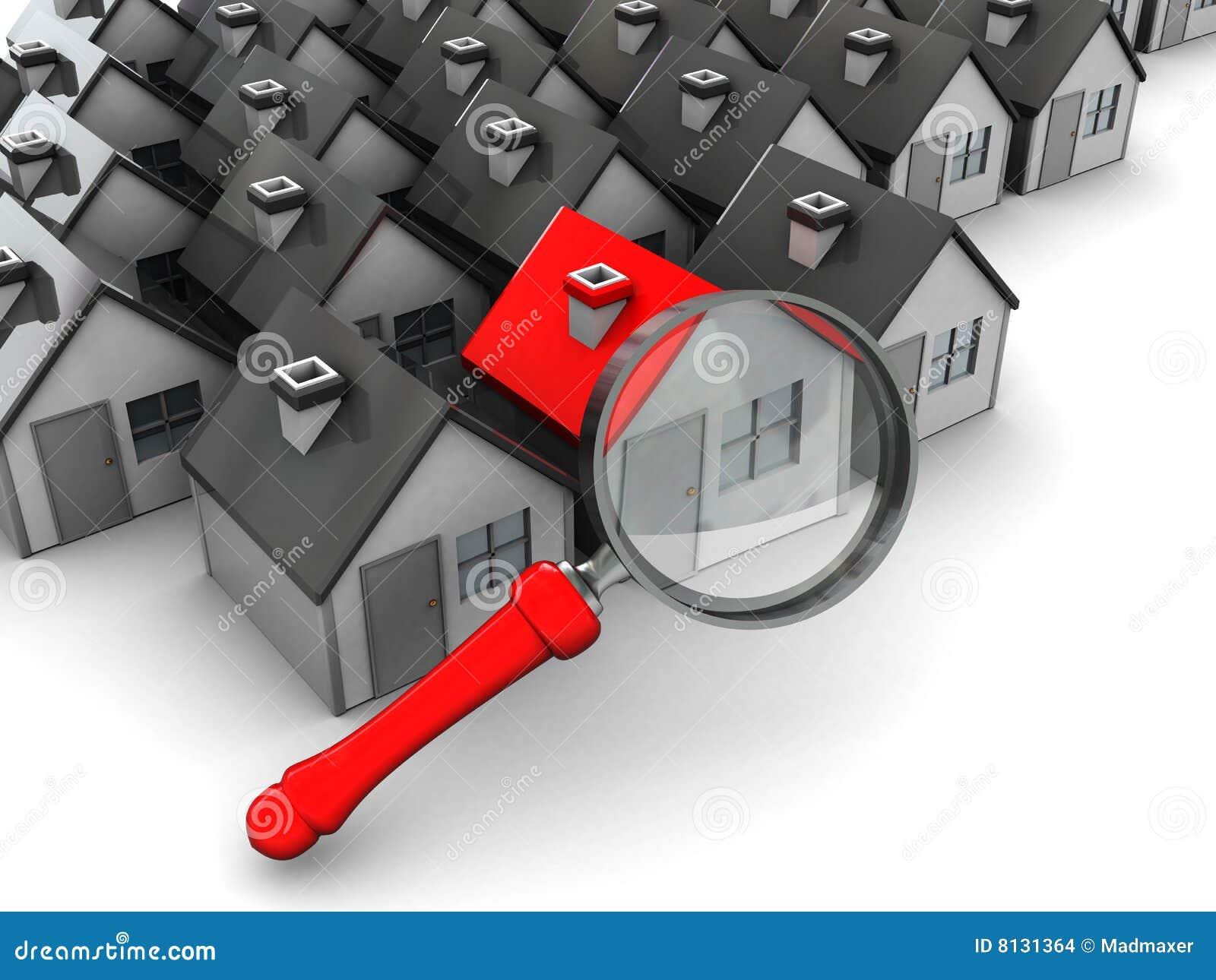 Cercando la casa