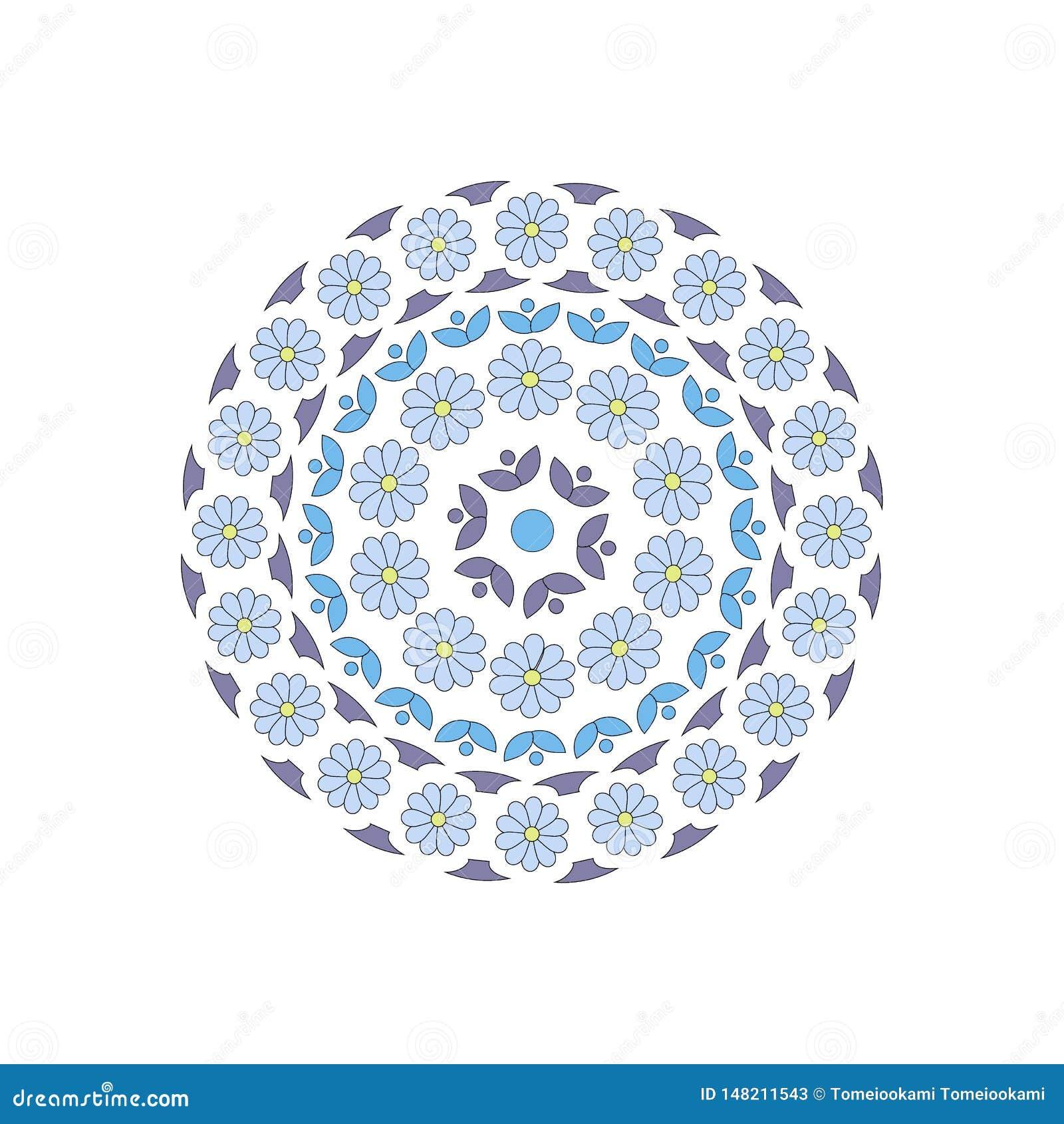 Cerchio ornament