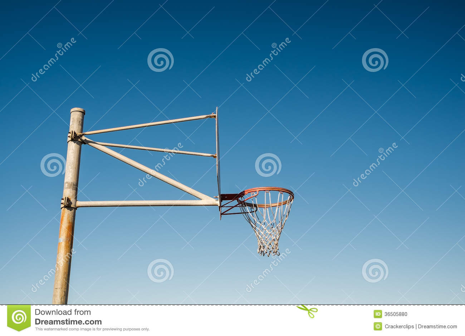 Cercle de basket-ball