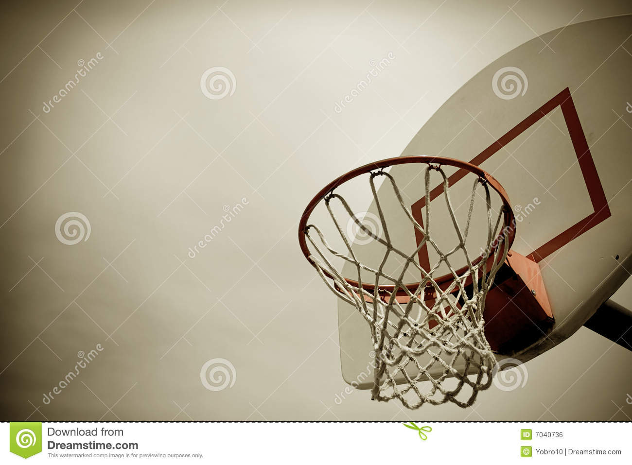 Cercle de basket-ball