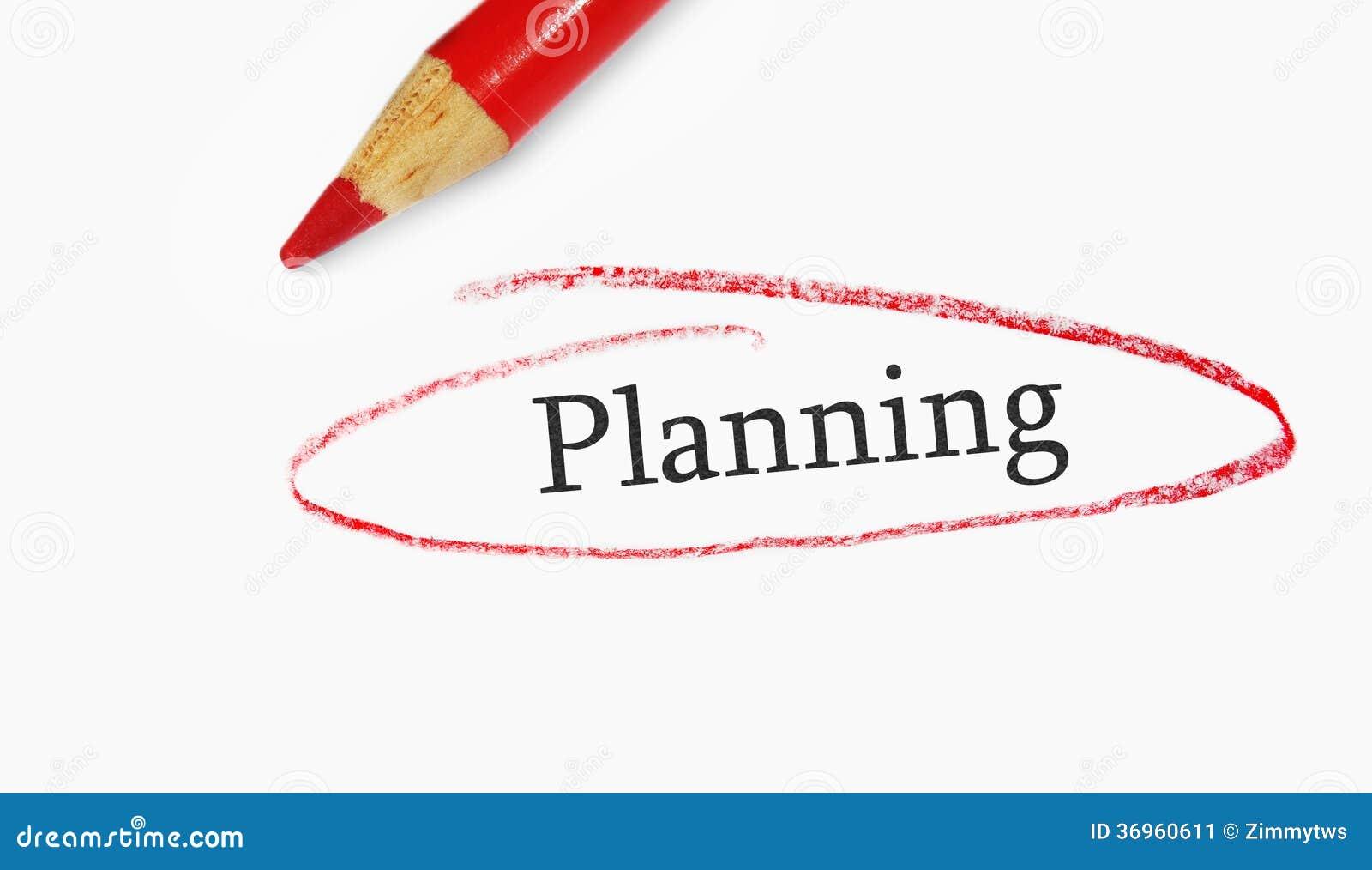 Cercle de planification