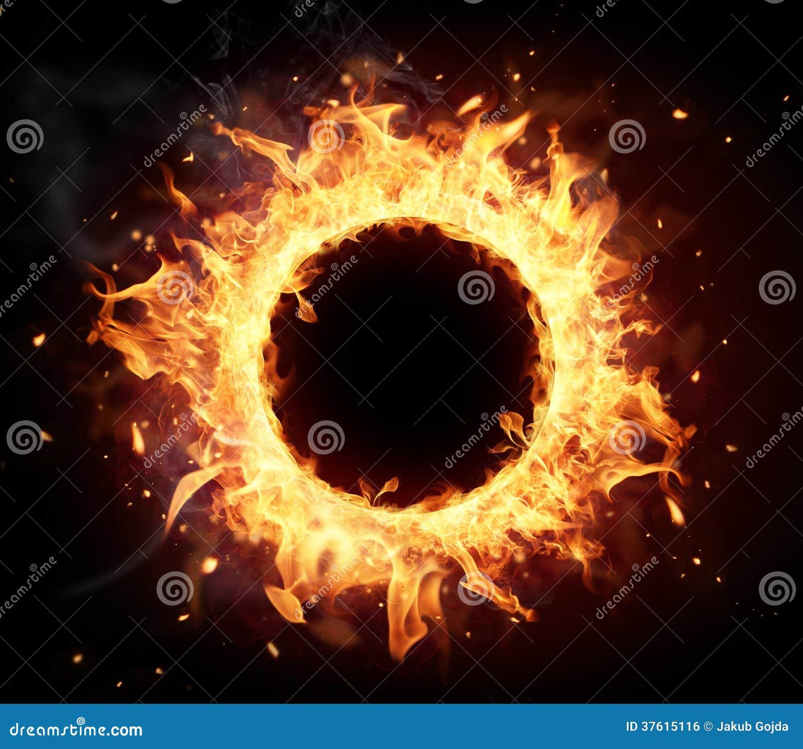 Cercle du feu