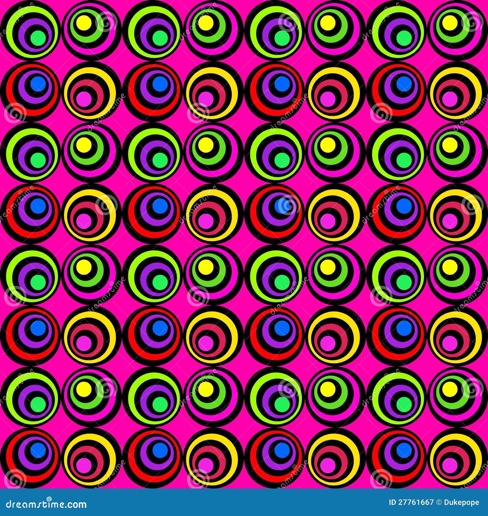 Cercles psychédéliques