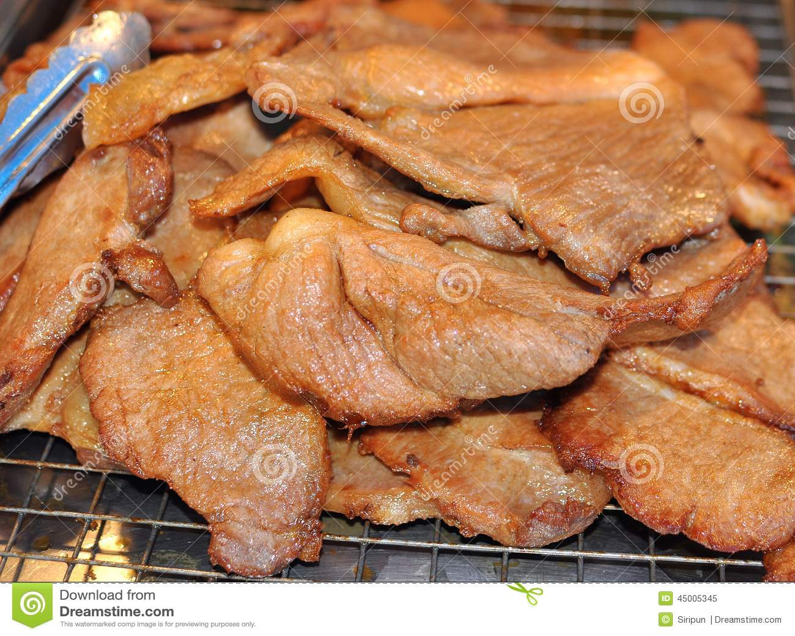 Cerdo frito