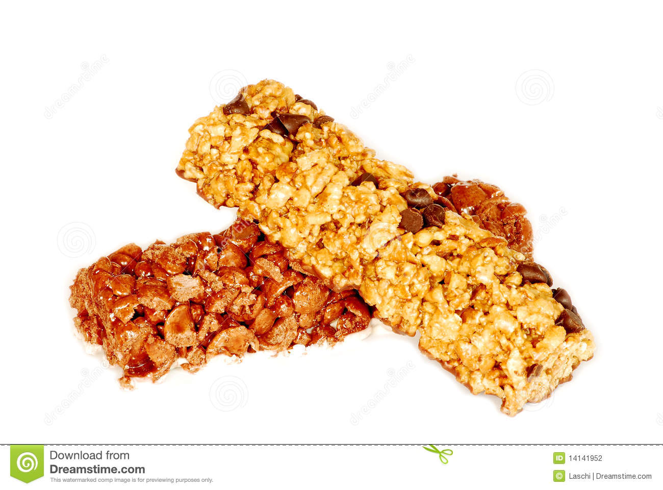 Cereal Bar Stock Photography - Image: 14141952