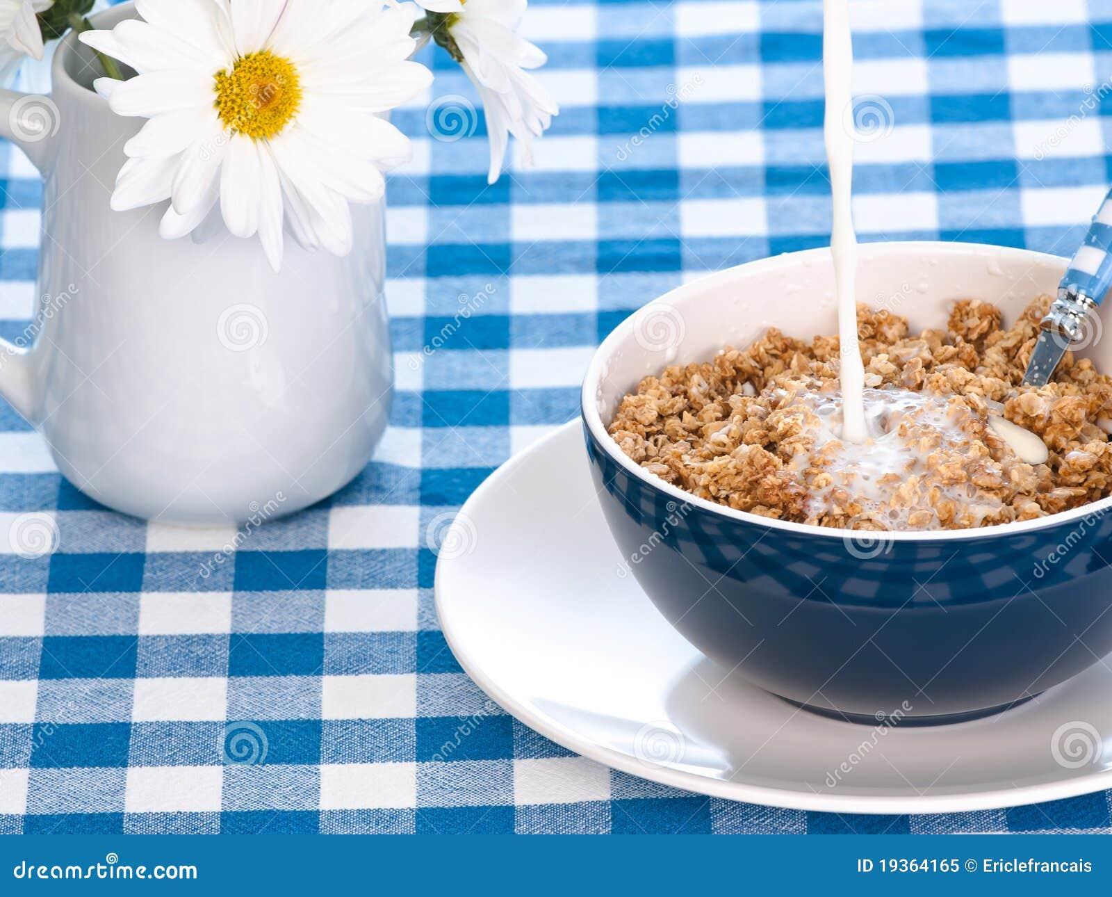 Cereal de pequeno almoço