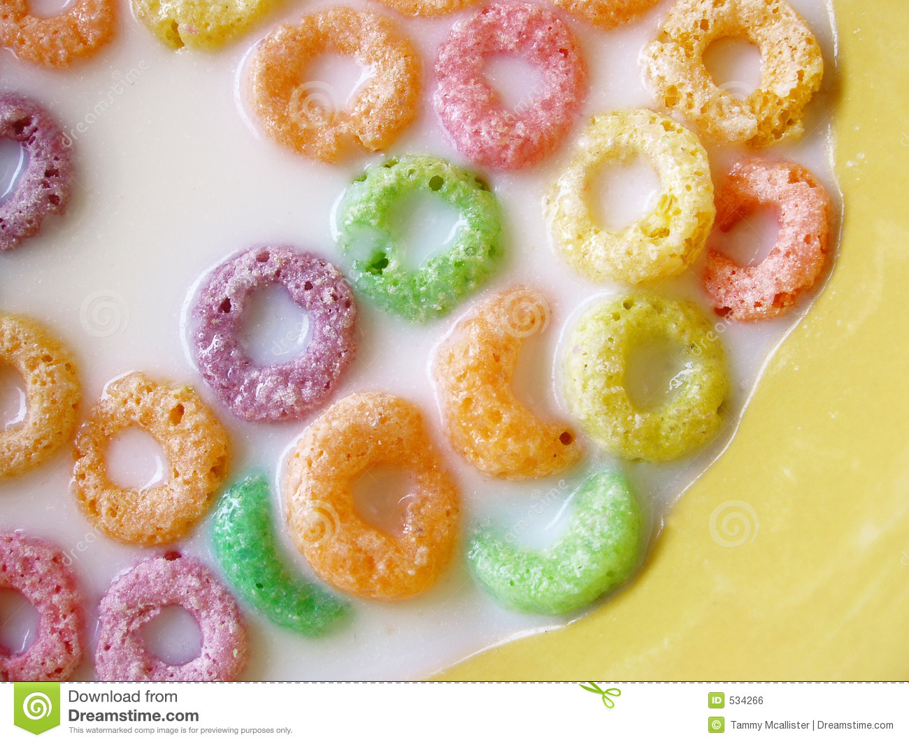 Cereal Fruity