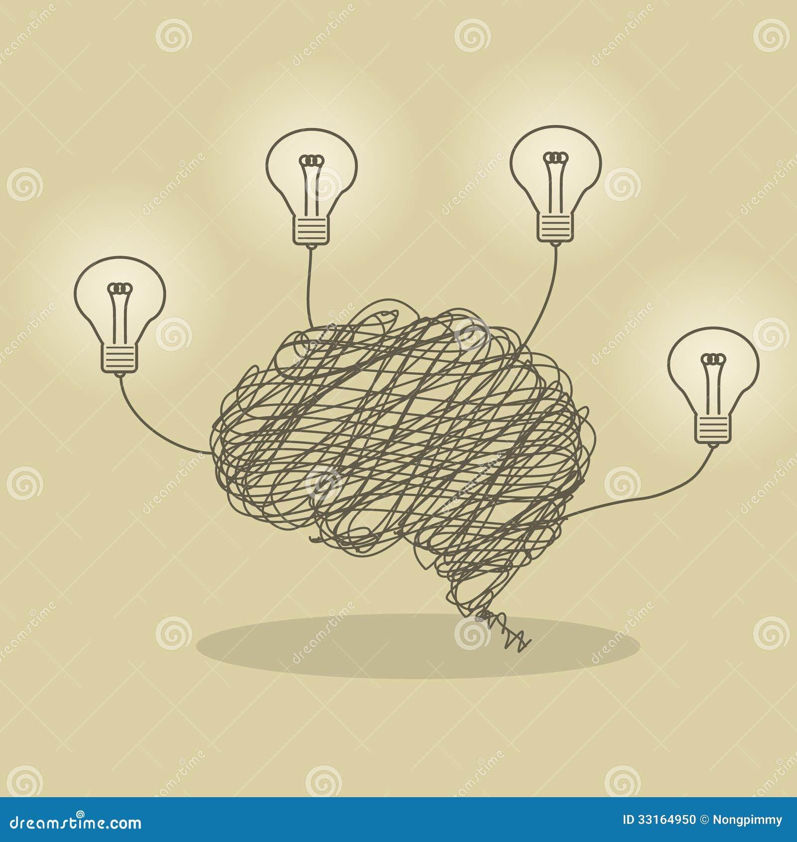 Cerebro brillante
