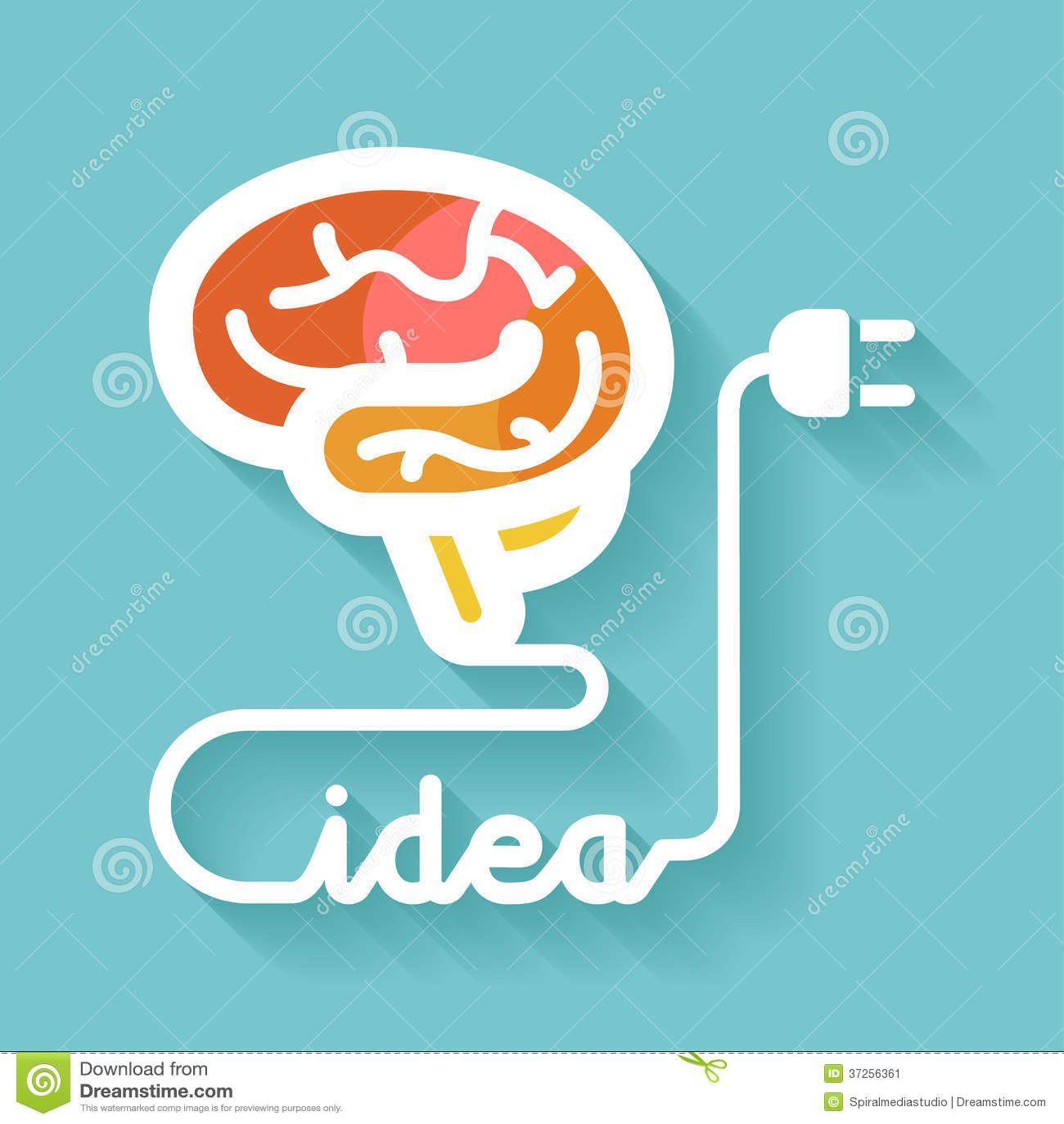 Cerebro e idea