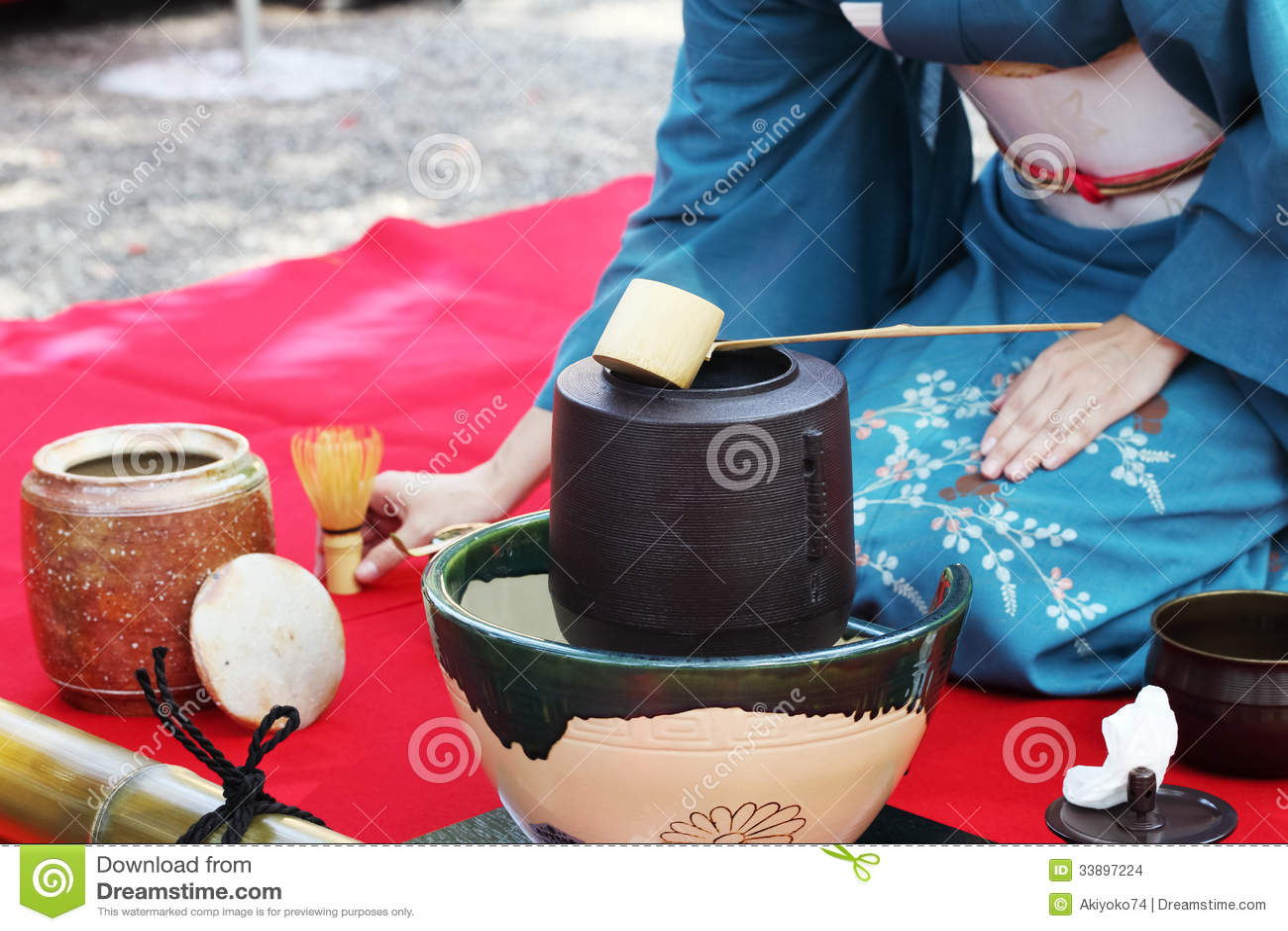 Ceremonia de té japonesa
