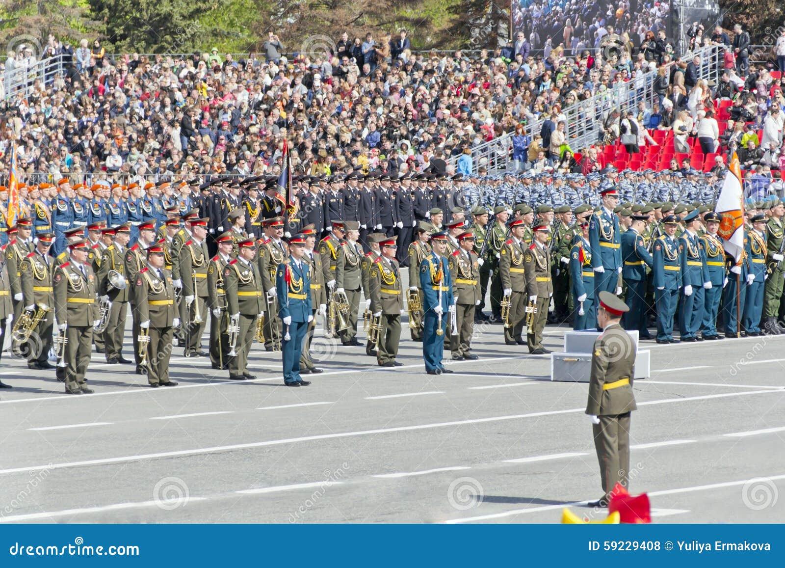 Download Ceremonia Rusa Del Desfile Militar De La Abertura En Vencedor Anual Foto de archivo editorial - Imagen de abierto, ejército: 59229408