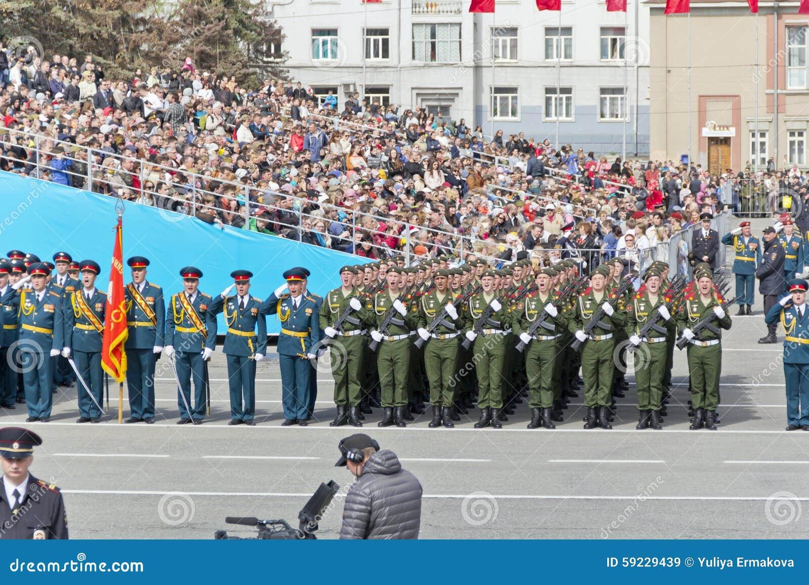 Download Ceremonia Rusa Del Desfile Militar De La Abertura En Vencedor Anual Imagen de archivo editorial - Imagen de renacimiento, historia: 59229439