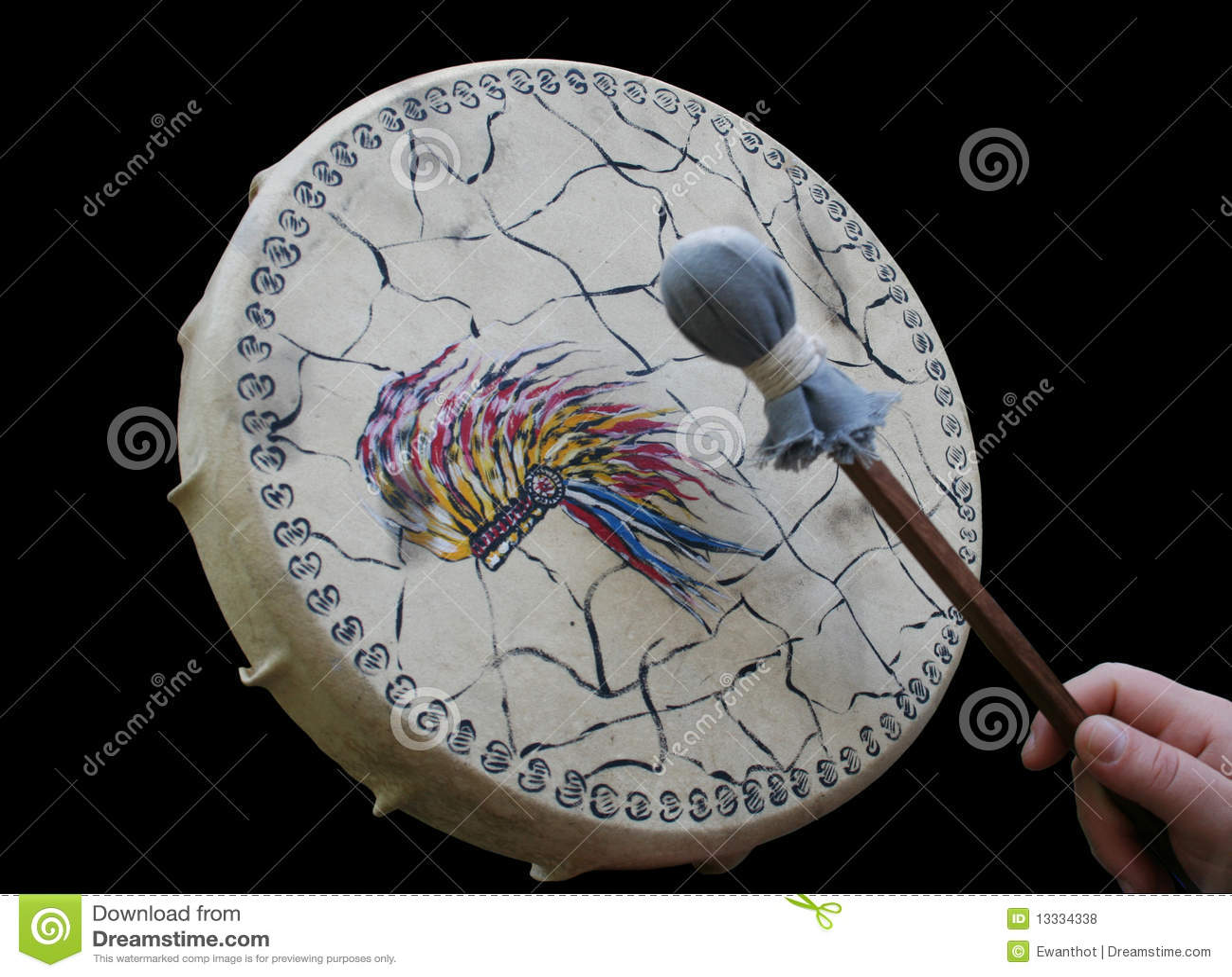 Ceremonialny bęben