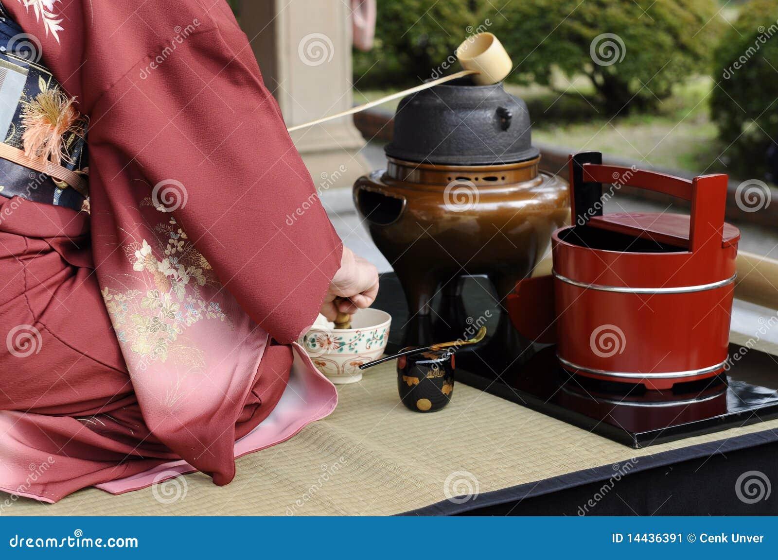 Ceremonijapan tea