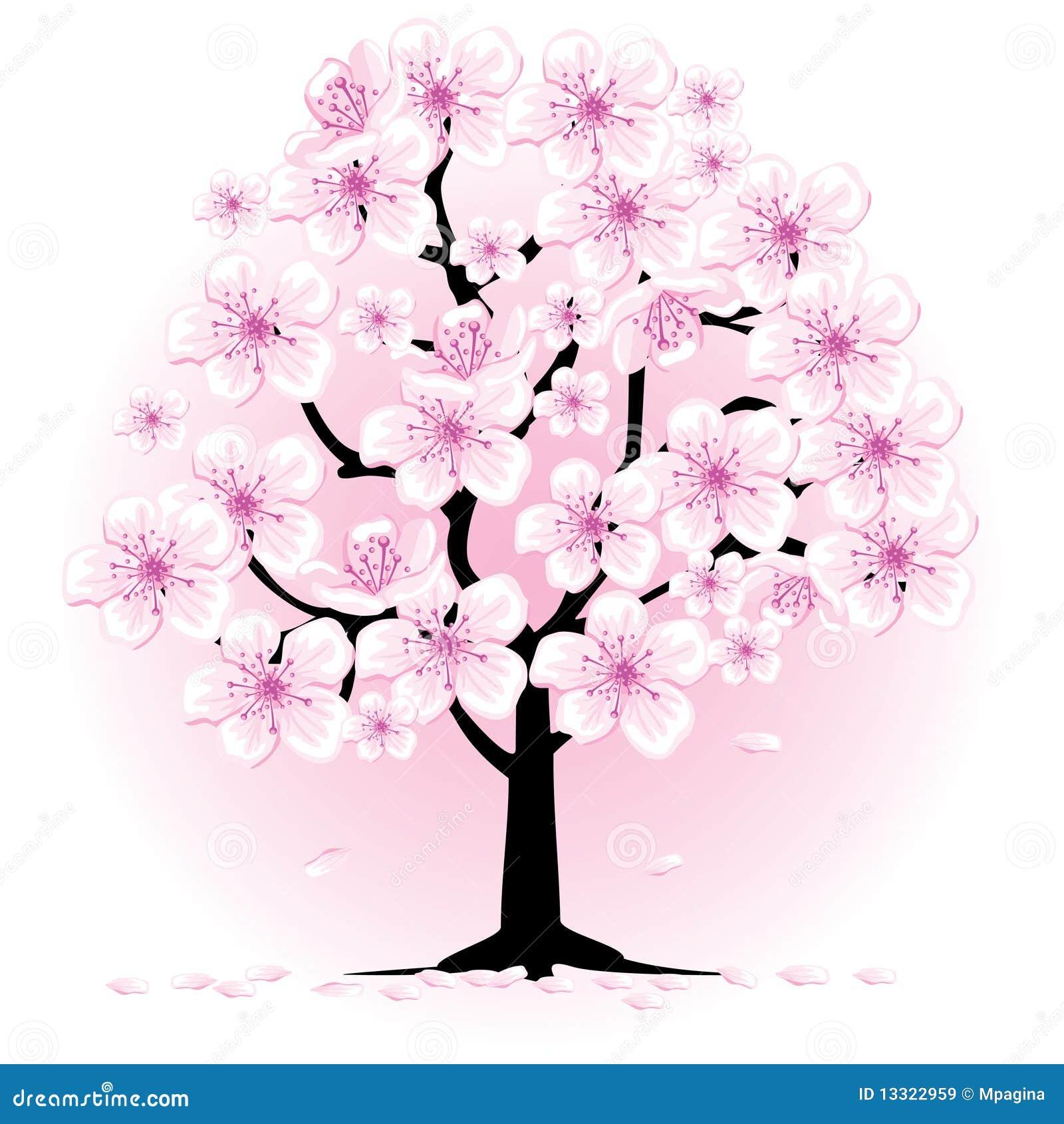 Clipart Of Apple Tree