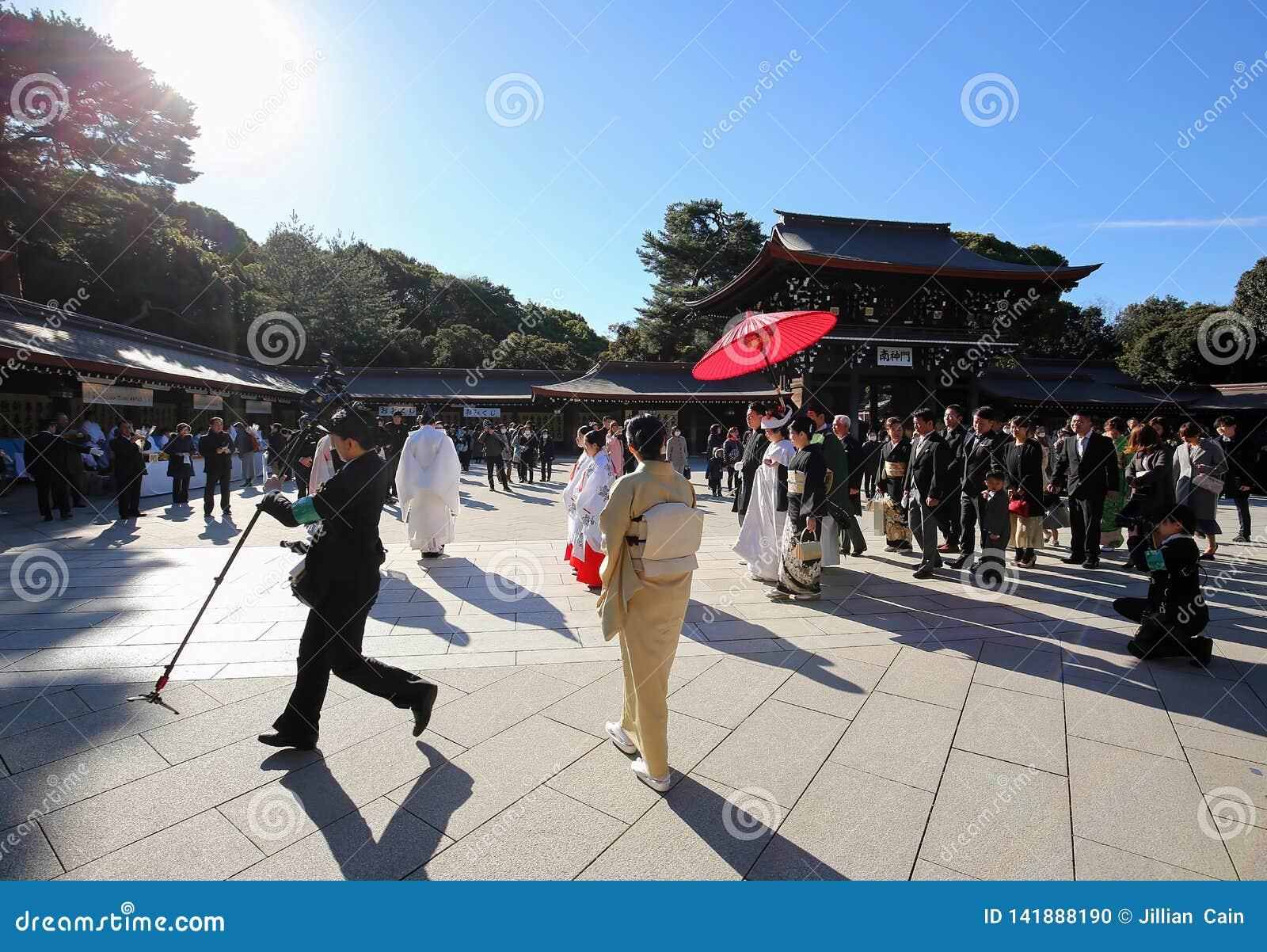 Cerimonia nuziale giapponese