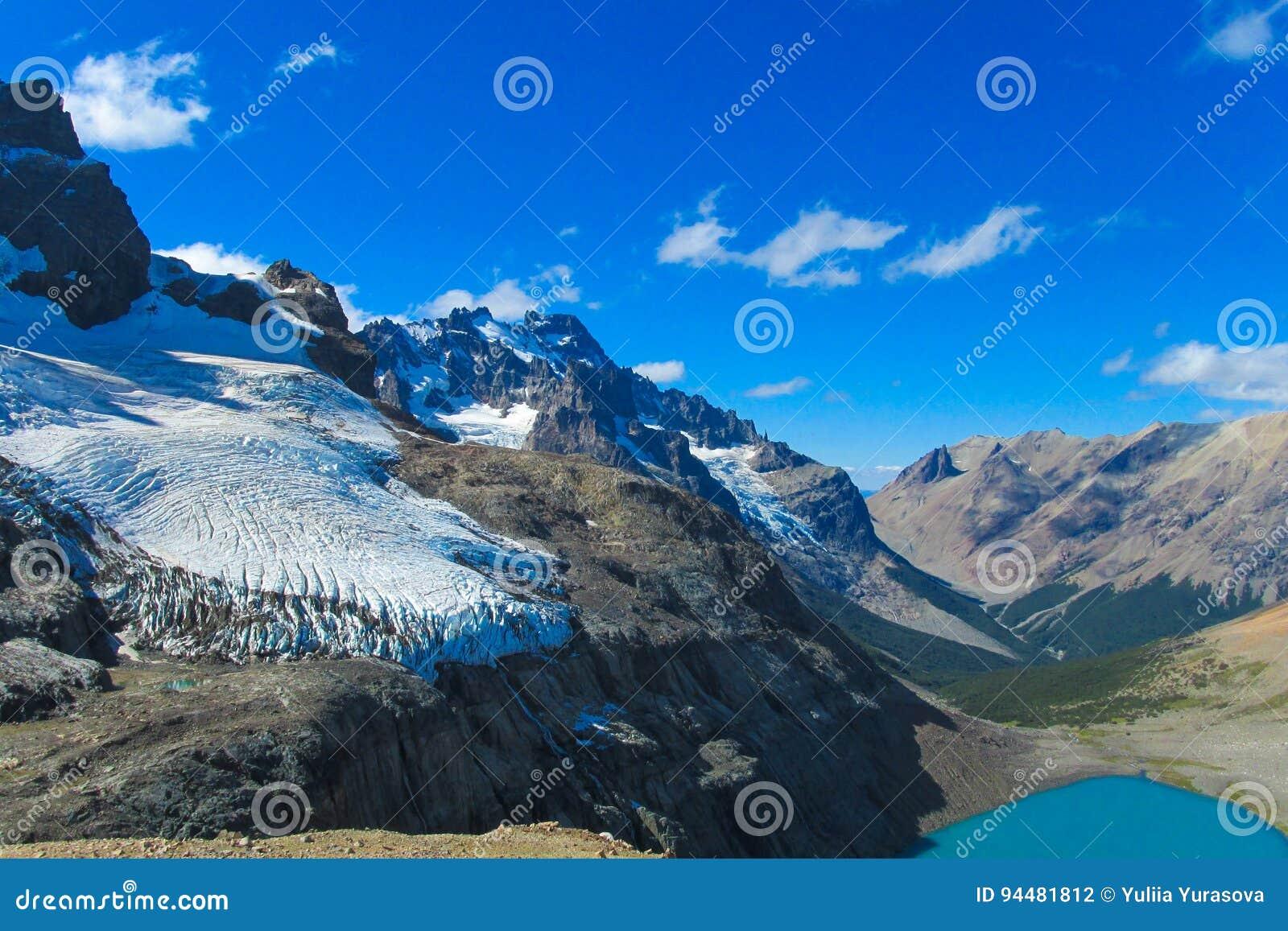 Cerro Castillo range