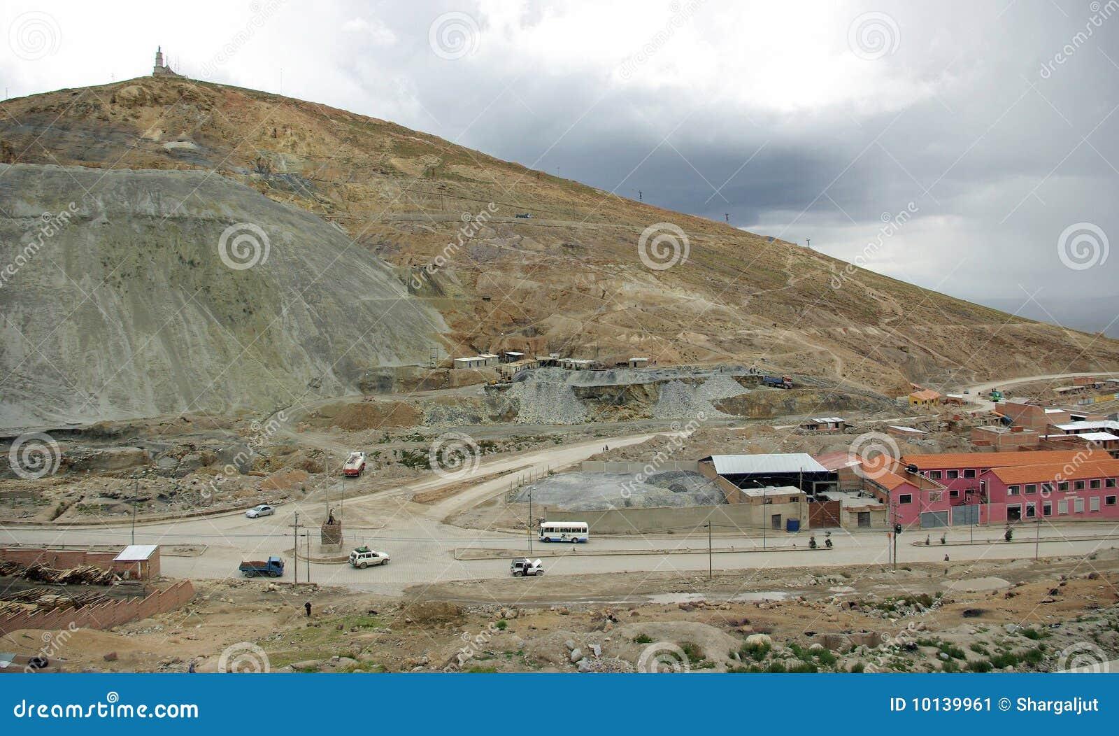 Cerro Rico, Potosi - Bolivia