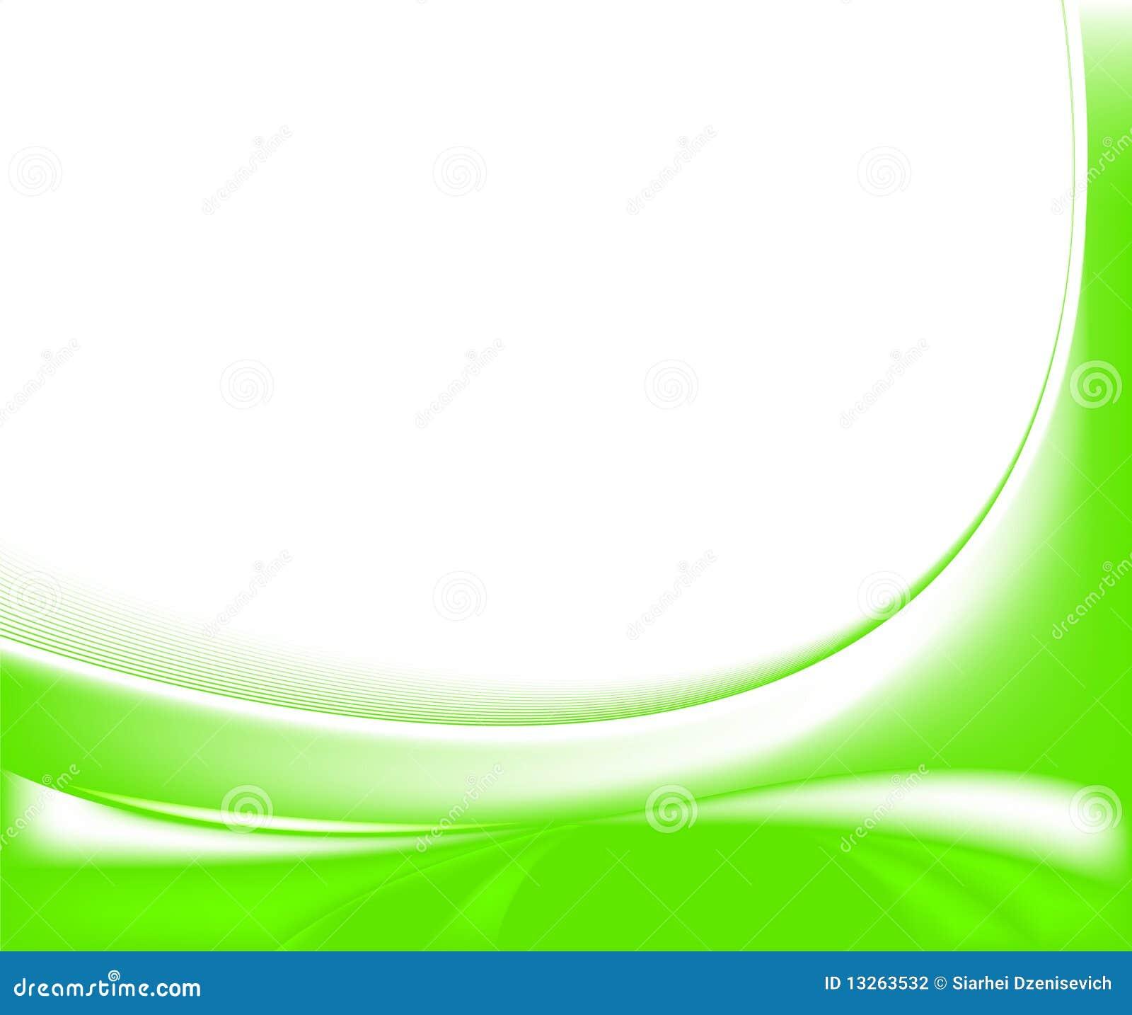 Certificado Educativo Verde Abstracto Ilustración del Vector ...