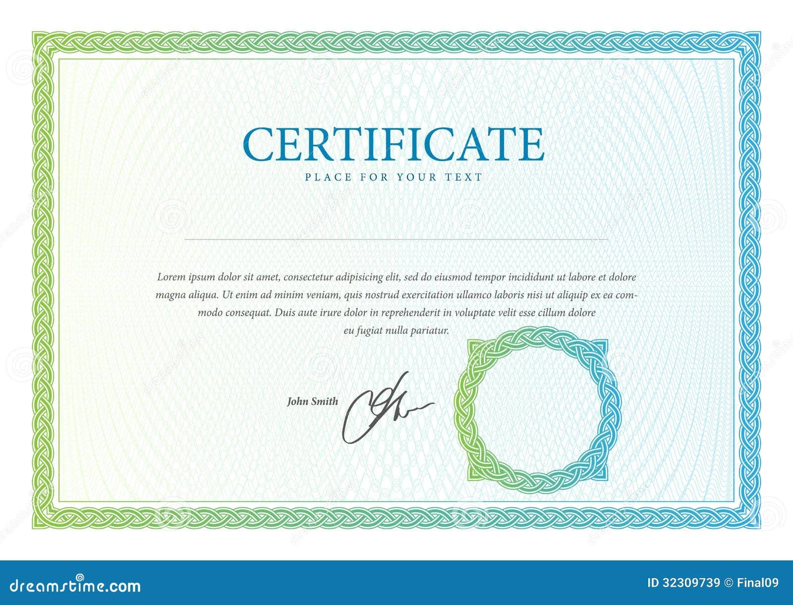 plantillas de certificados