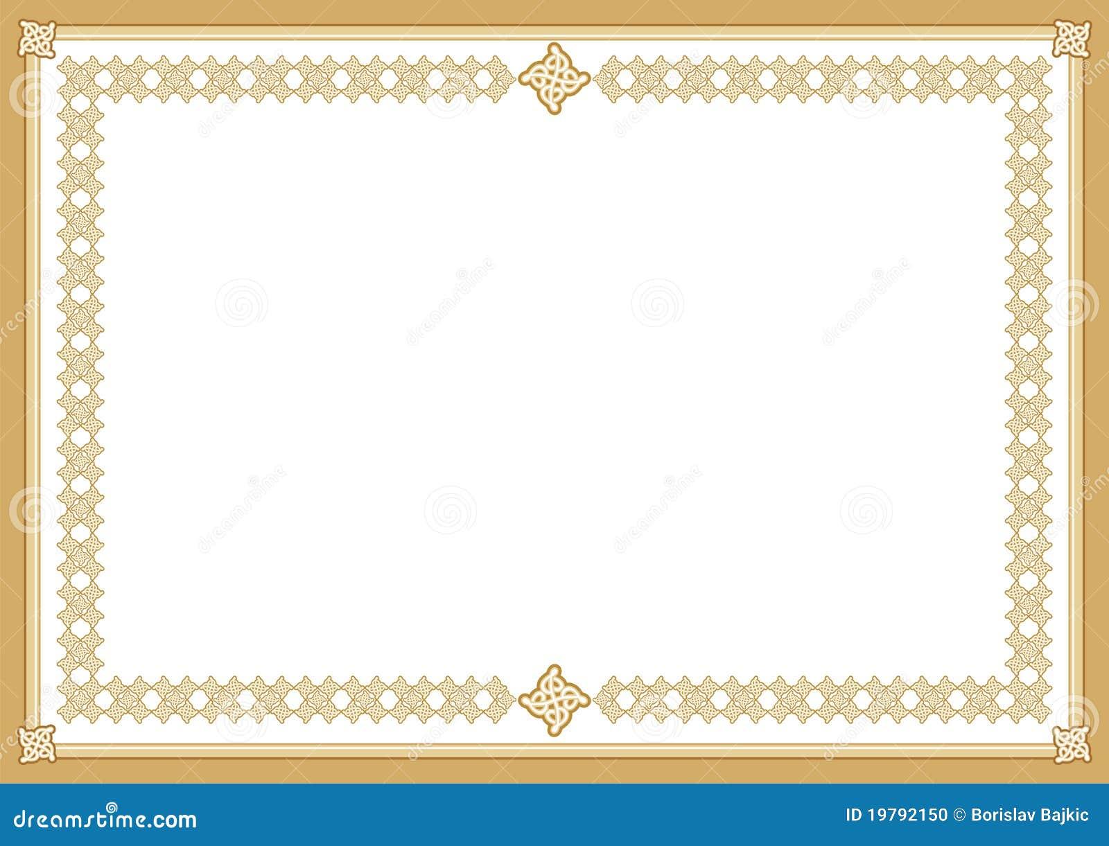 Floral certificate border vector download : Cindy-wii.tk