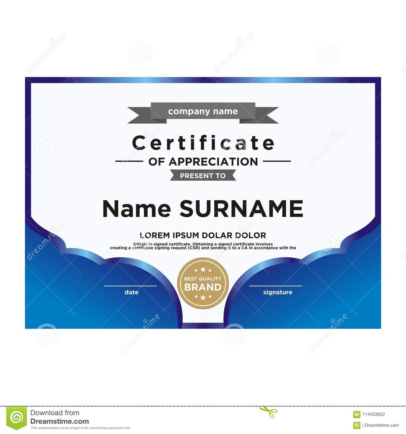 download certificate of achievement template they are fully and scalable without losing resolution editable - Certificate Of Accomplishment Template