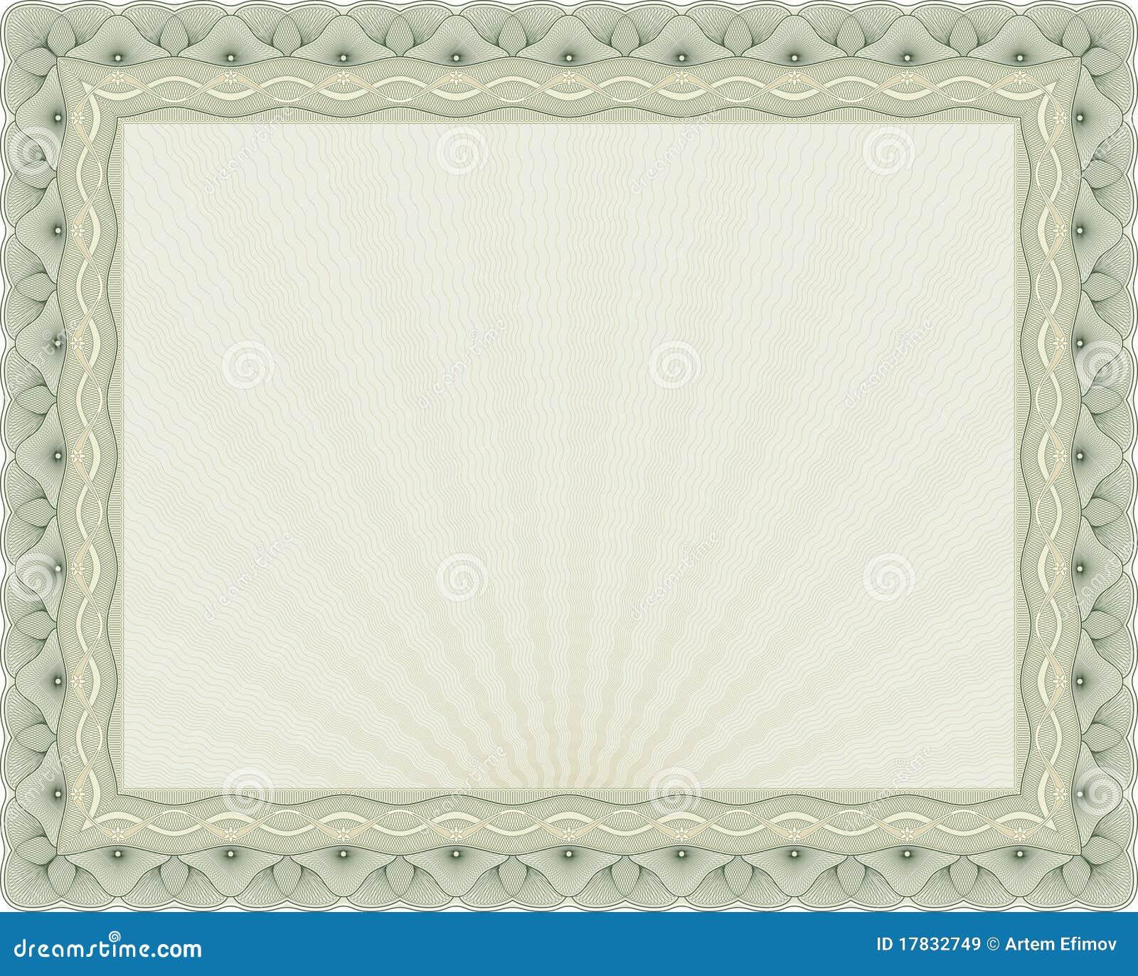 Certificate background 04