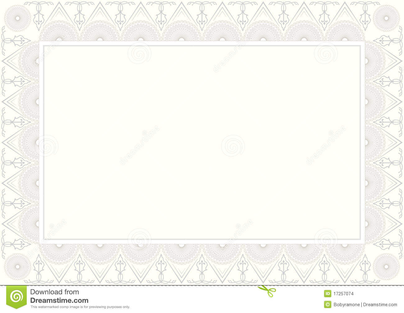 Certificate Background Stock Images Image 17257074