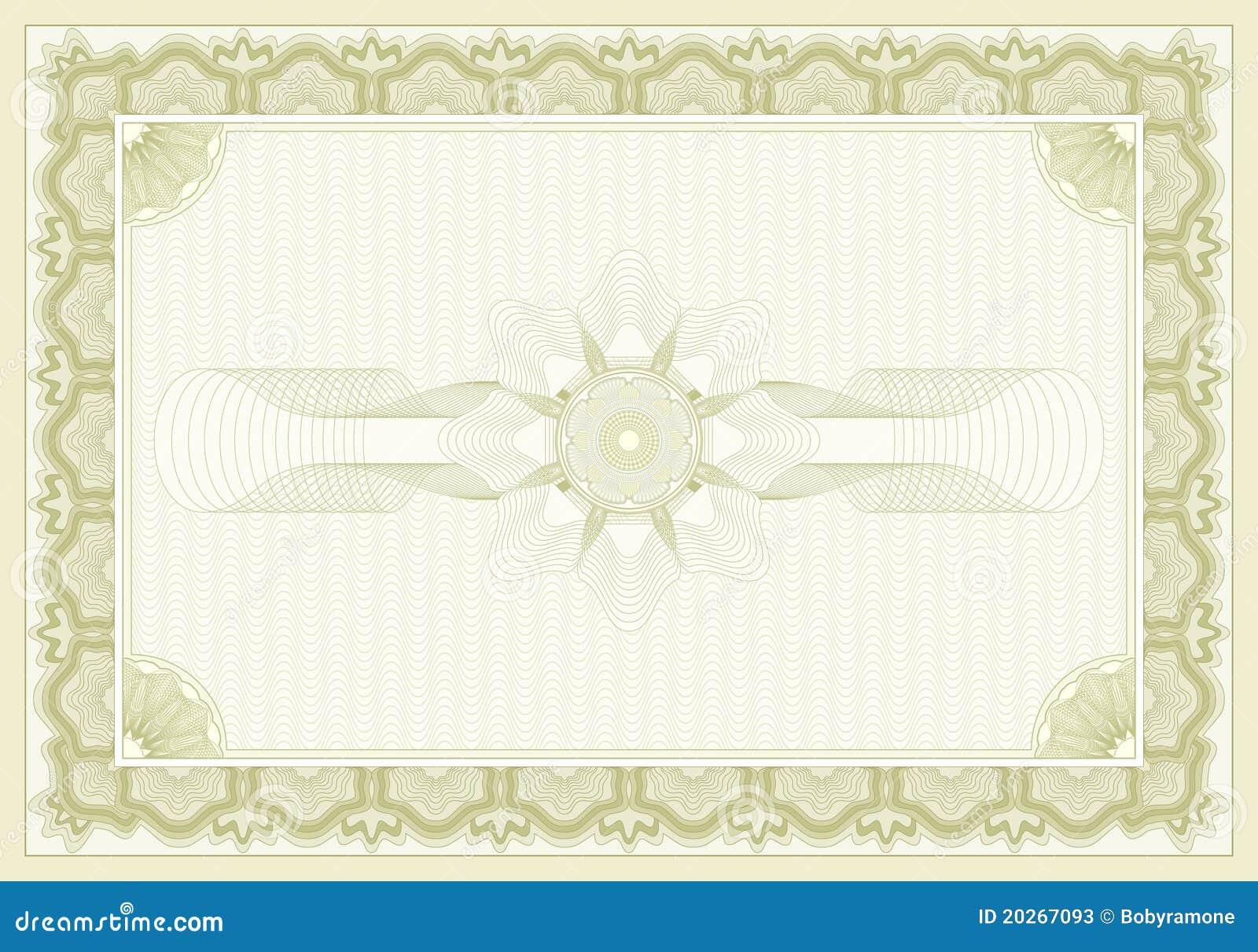 diploma format certificate