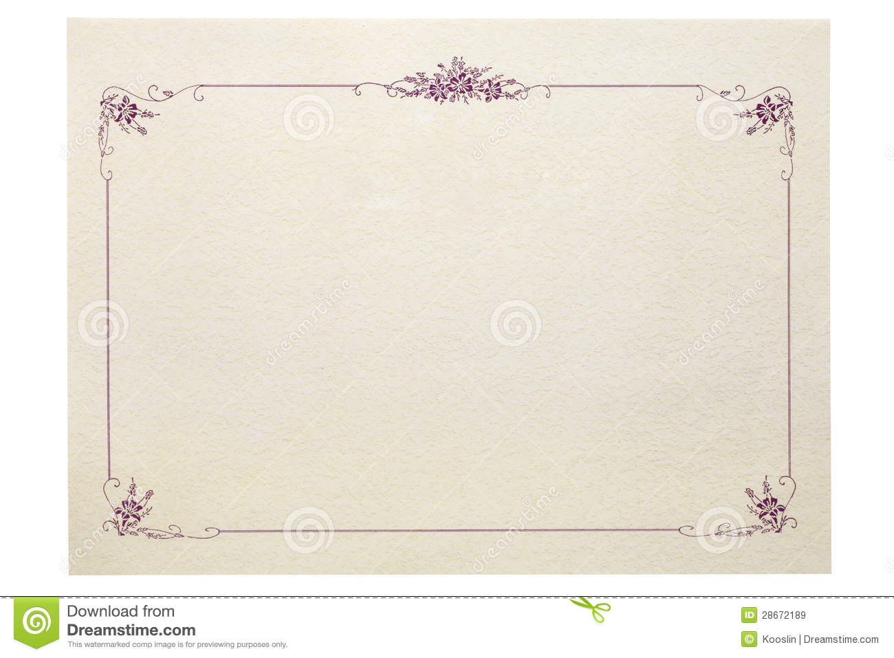 Certificate Background Royalty Free Stock Images - Image: 28672189
