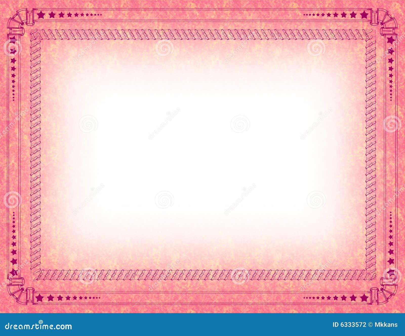 Christian Certificate Template