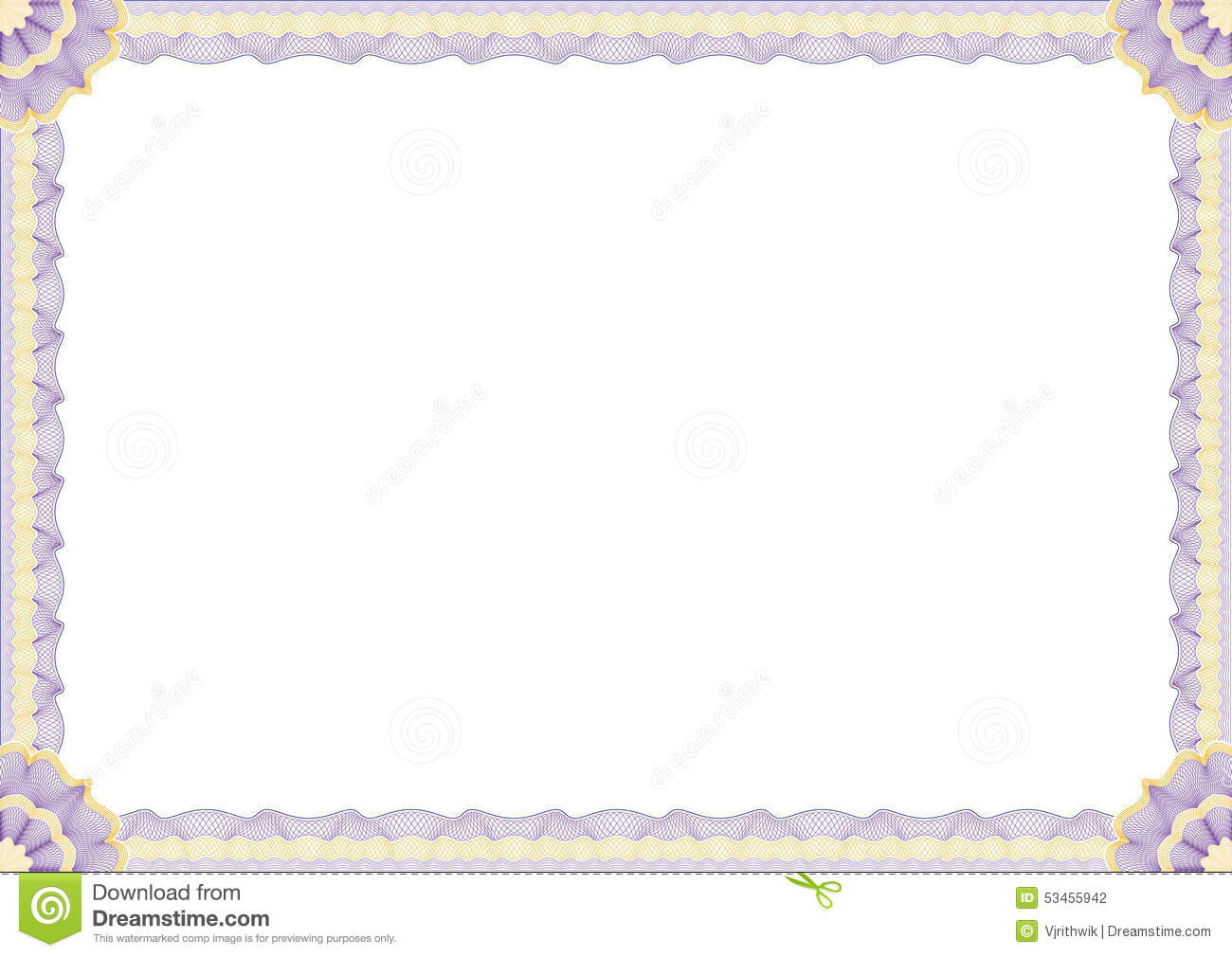 Fancy Diploma Border | www.pixshark.com - Images Galleries ...