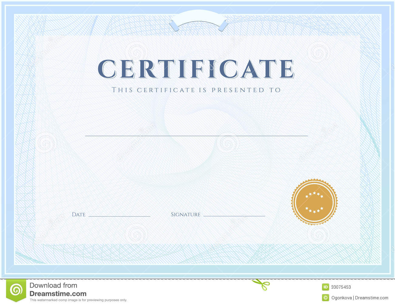Printable Certificate Of Authenticity Zrom