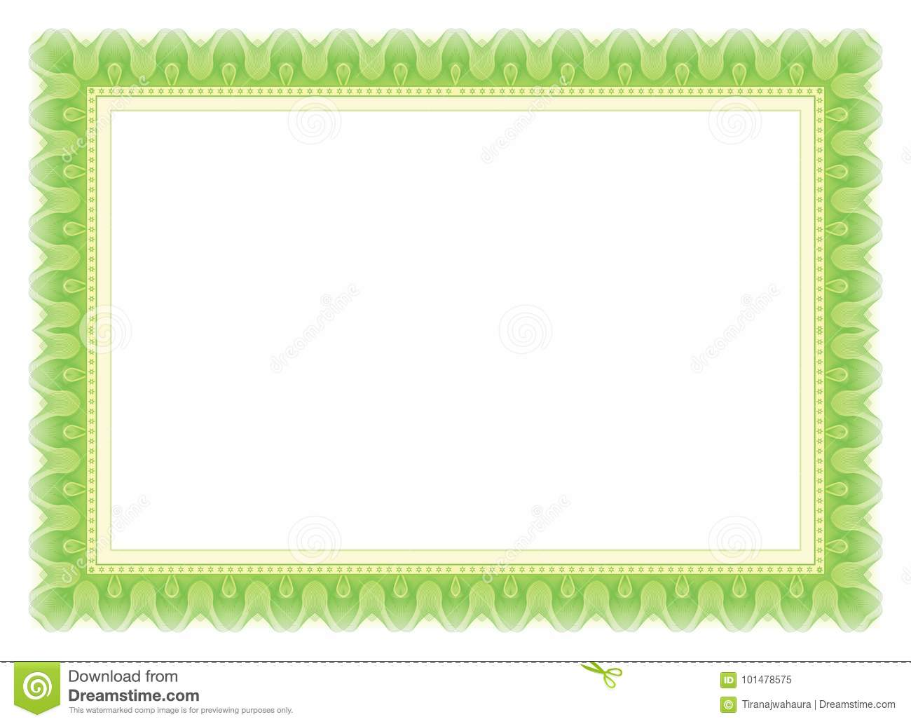 Certificate Frame Border Stock Illustrations – 45,063 Certificate ...