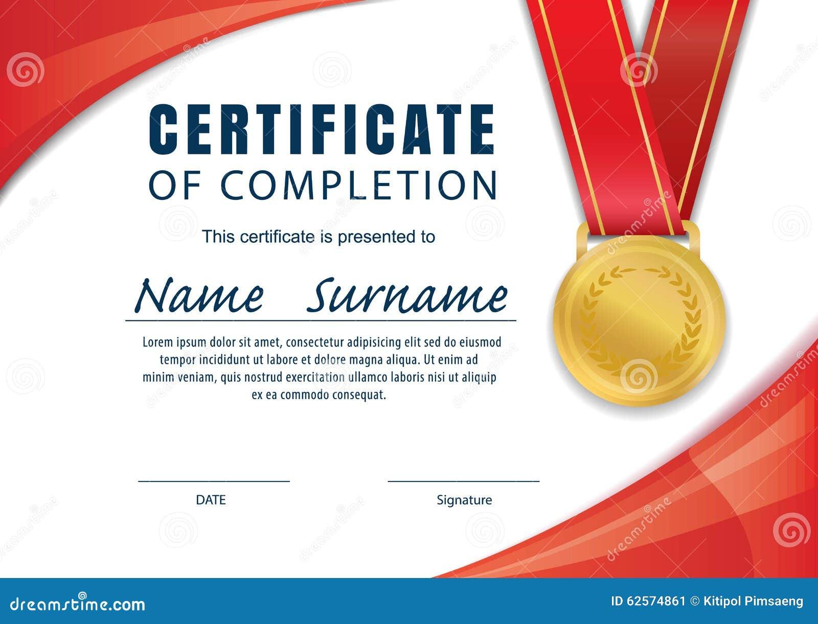 Certificate templatediplomaa4 size vector stock vector certificate templatediplomaa4 size vector ribbon elegant yadclub Choice Image