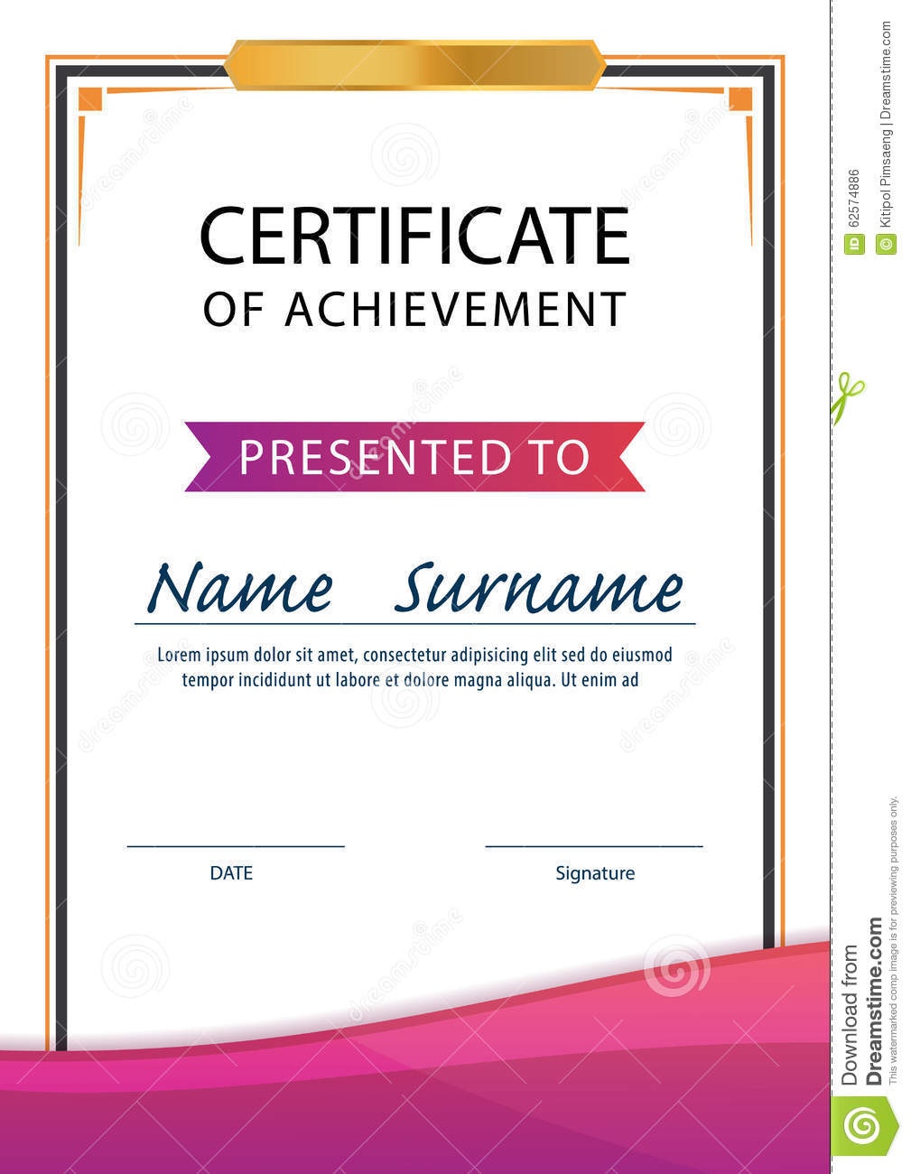 Sample graduation certificate xflitez Images