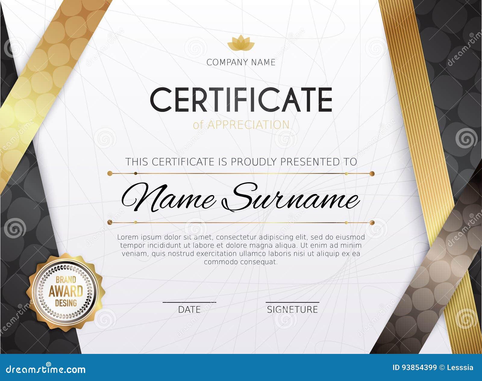 valedictorian award certificate template