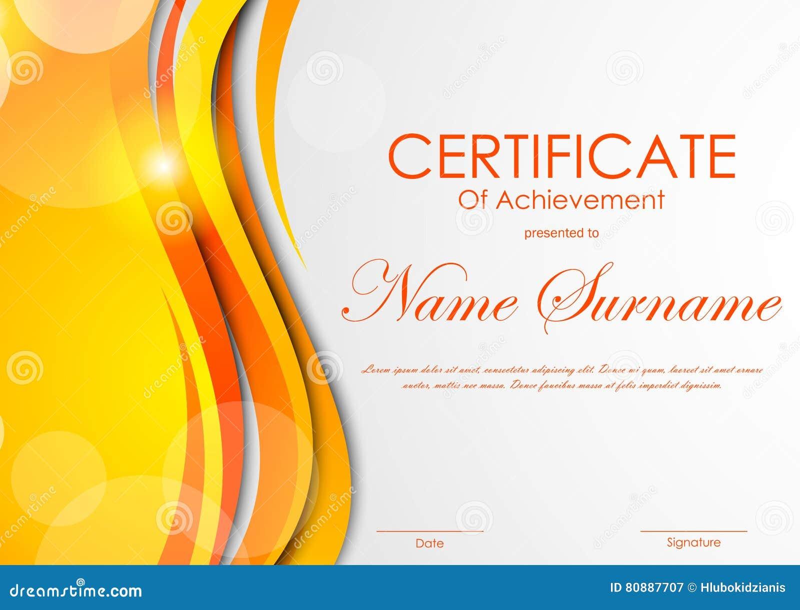 Certificato del modello di risultato