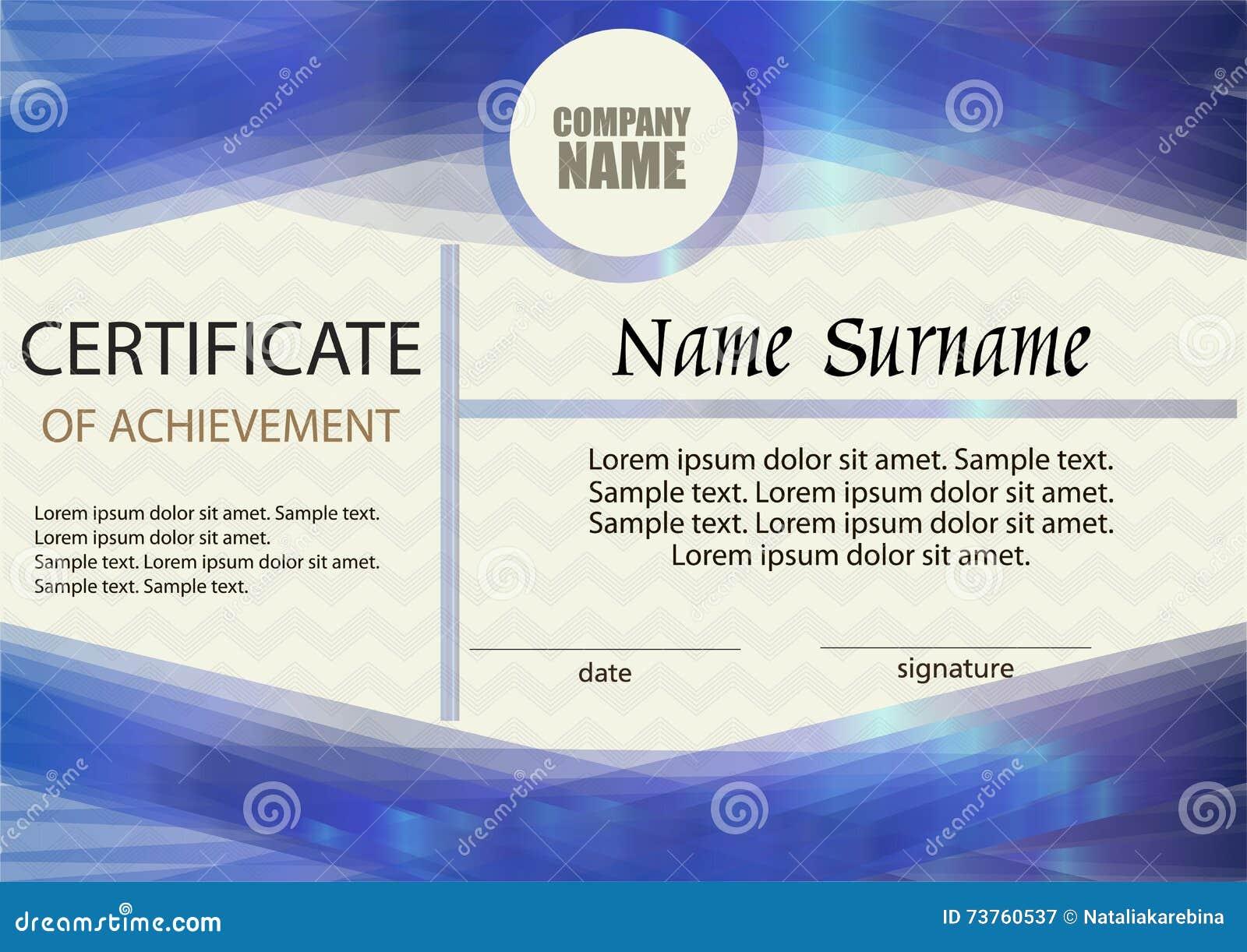 Certificato del risultato o del modello del diploma