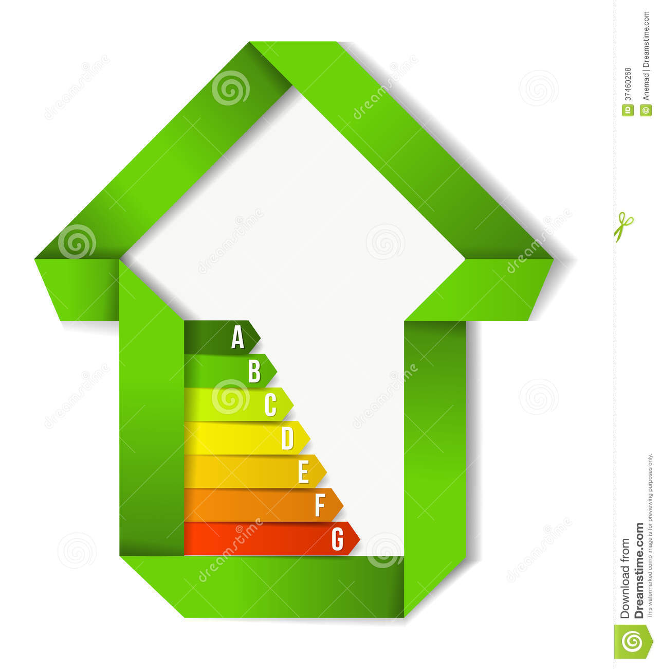 Certified home royalty free stock photos image 37460268 for Green certified home